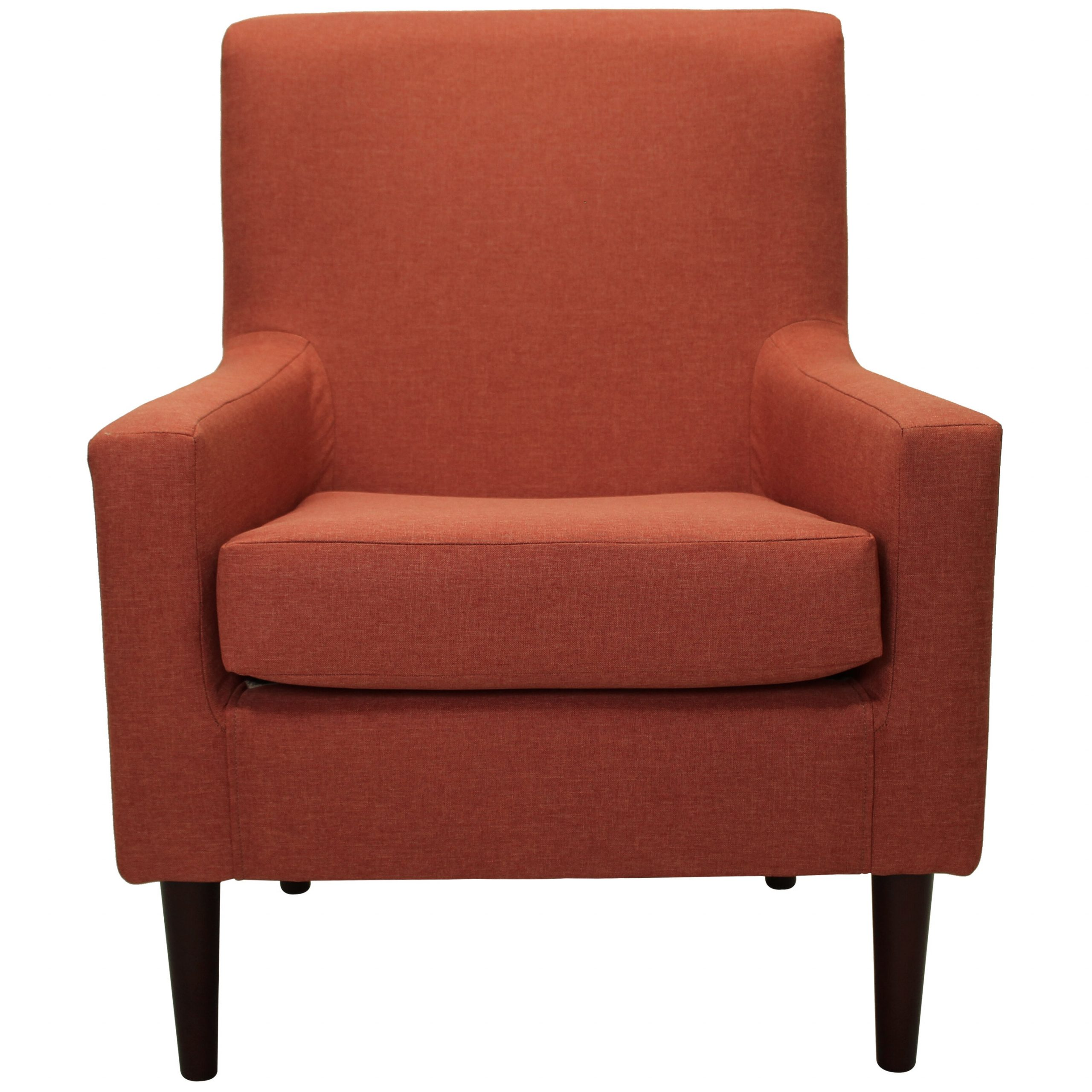 Brown Orange Accent Chairs You'Ll Love In 2021 | Wayfair Regarding Artressia Barrel Chairs (View 4 of 15)