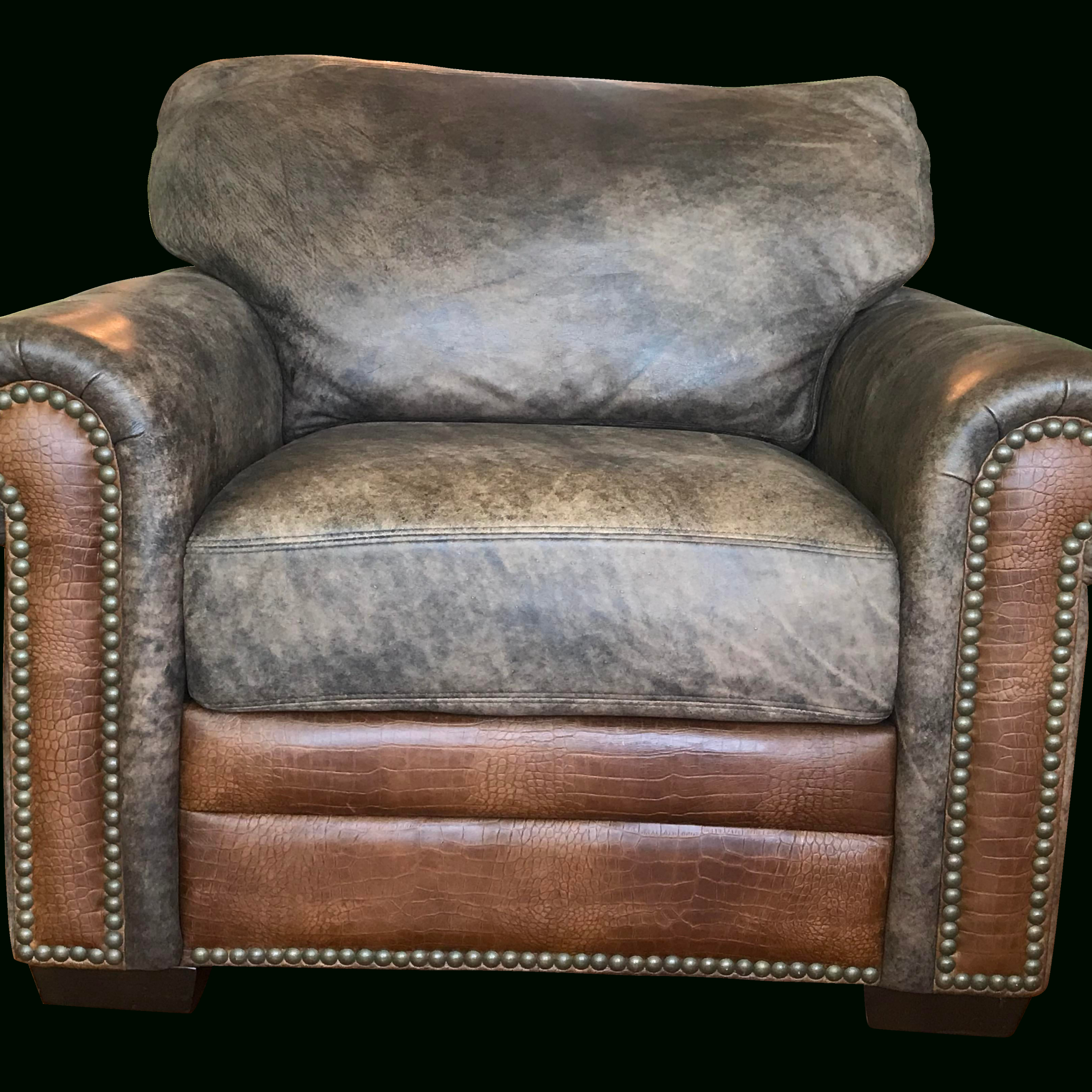 Brown Soft Leather Chair | Leather Chair, Brown Leather Throughout Sheldon Tufted Top Grain Leather Club Chairs (View 11 of 15)