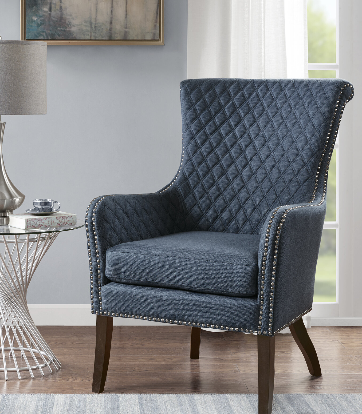 Featured Image of Busti Wingback Chairs
