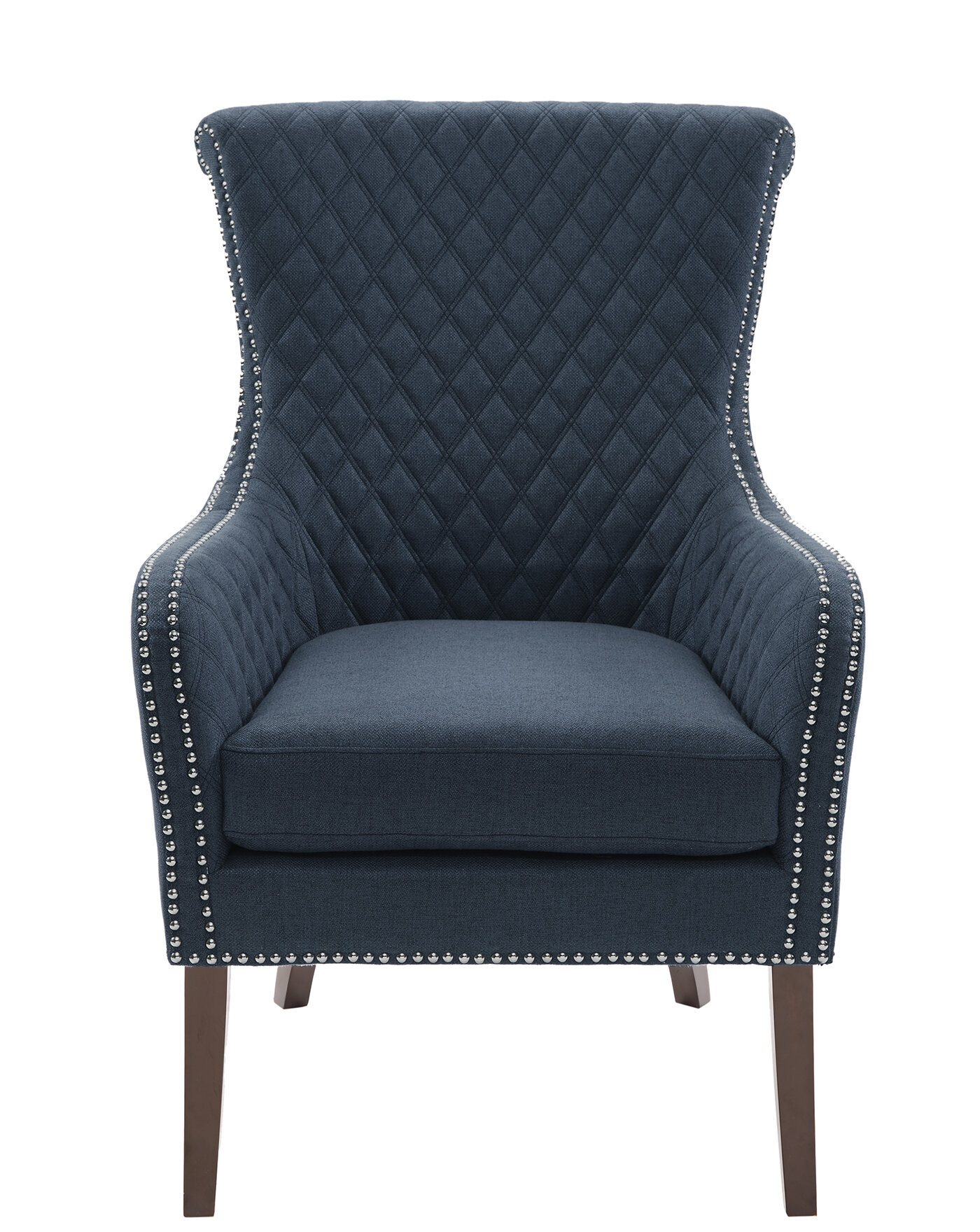 Busti Wingback Chair Pertaining To Busti Wingback Chairs (View 2 of 15)