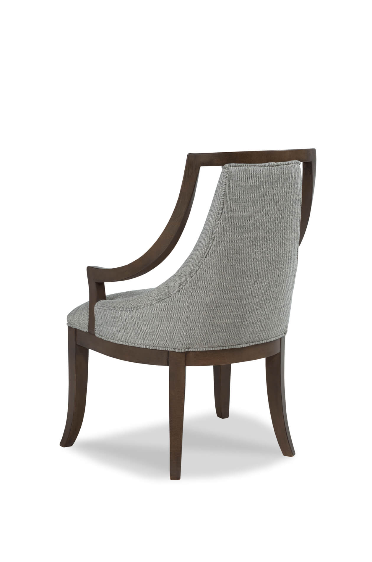Caldwell Upholstered Dining Arm Chair Regarding Caldwell Armchairs (View 8 of 15)