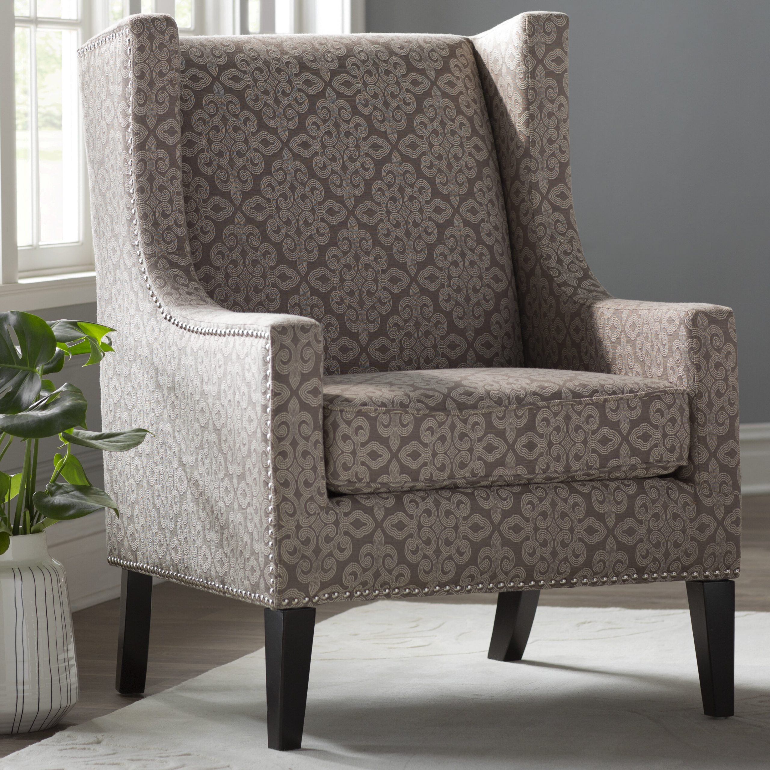 Featured Image of Chagnon Wingback Chairs