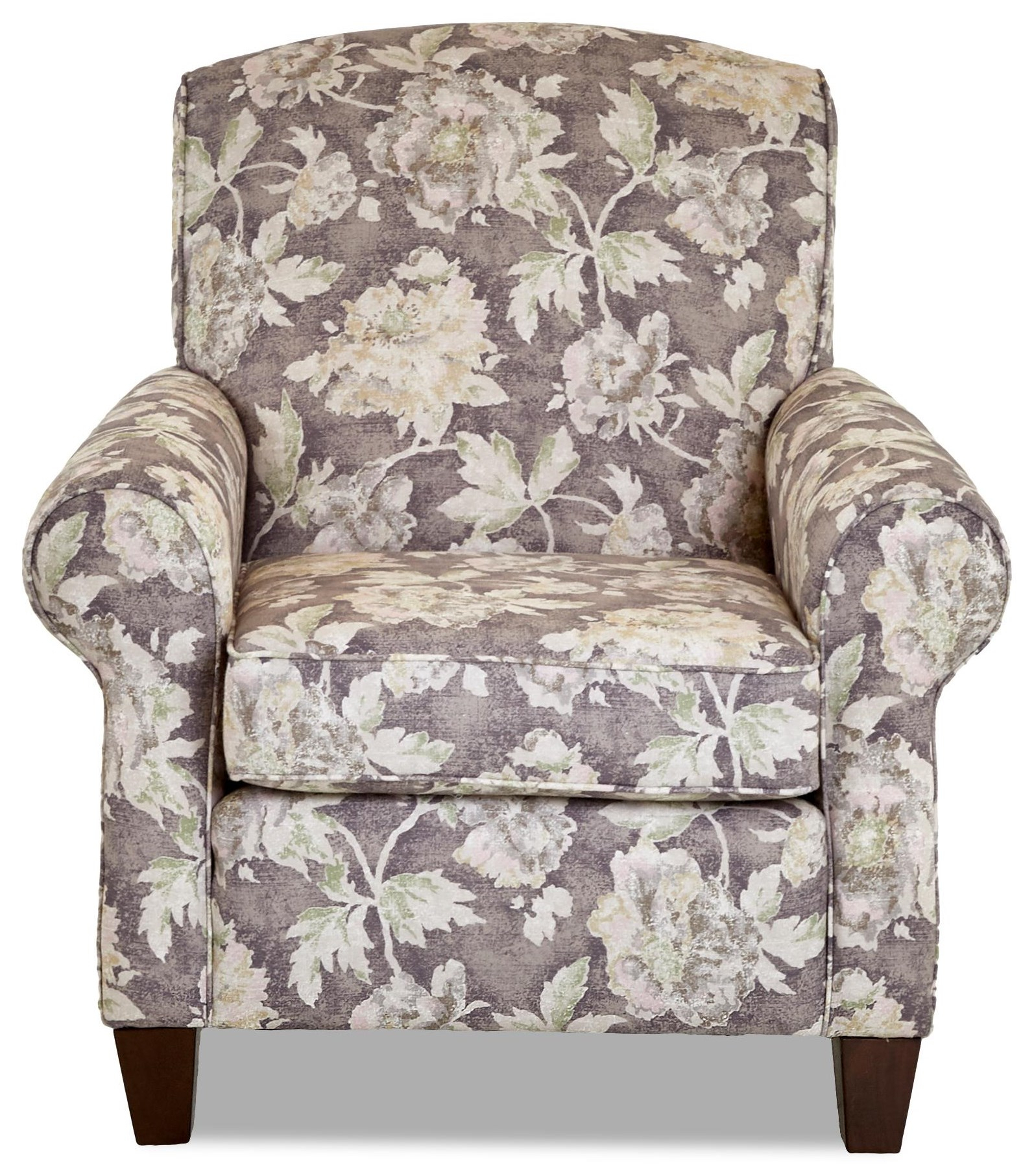 Chairs And Accents Marie Accent Chair – Asbury Stone Within Asbury Club Chairs (View 10 of 15)