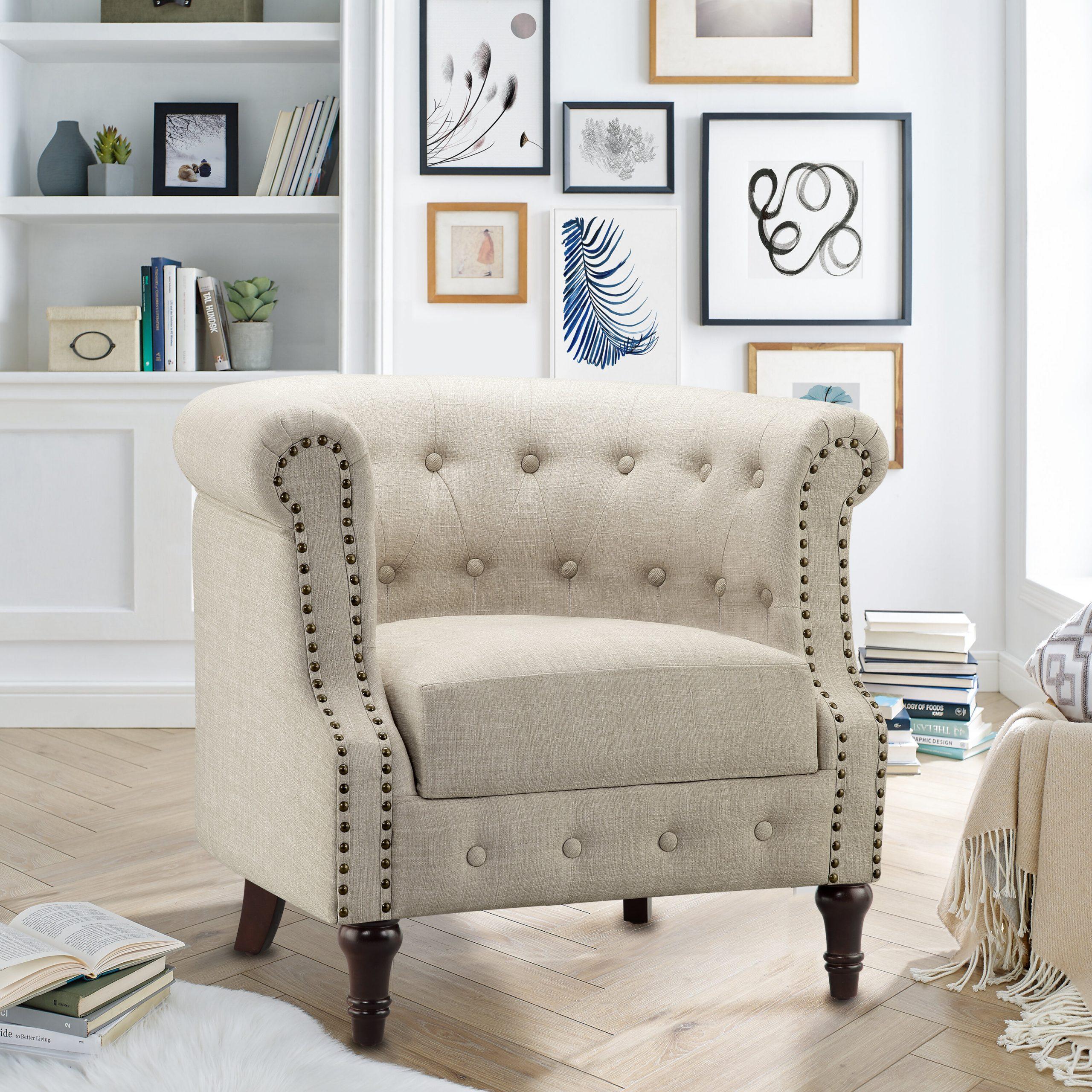 Featured Image of Kjellfrid Chesterfield Chairs