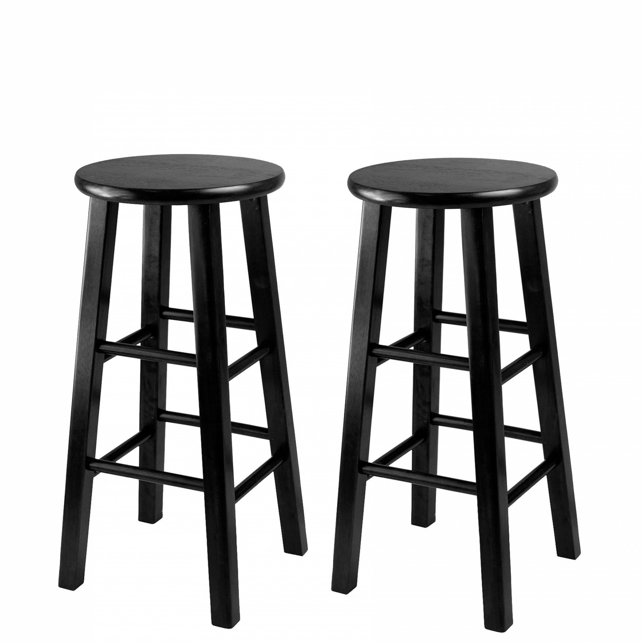 Cheap Wooden Stools – Ideas On Foter For Gilad Faux Leather Barrel Chairs (View 13 of 15)