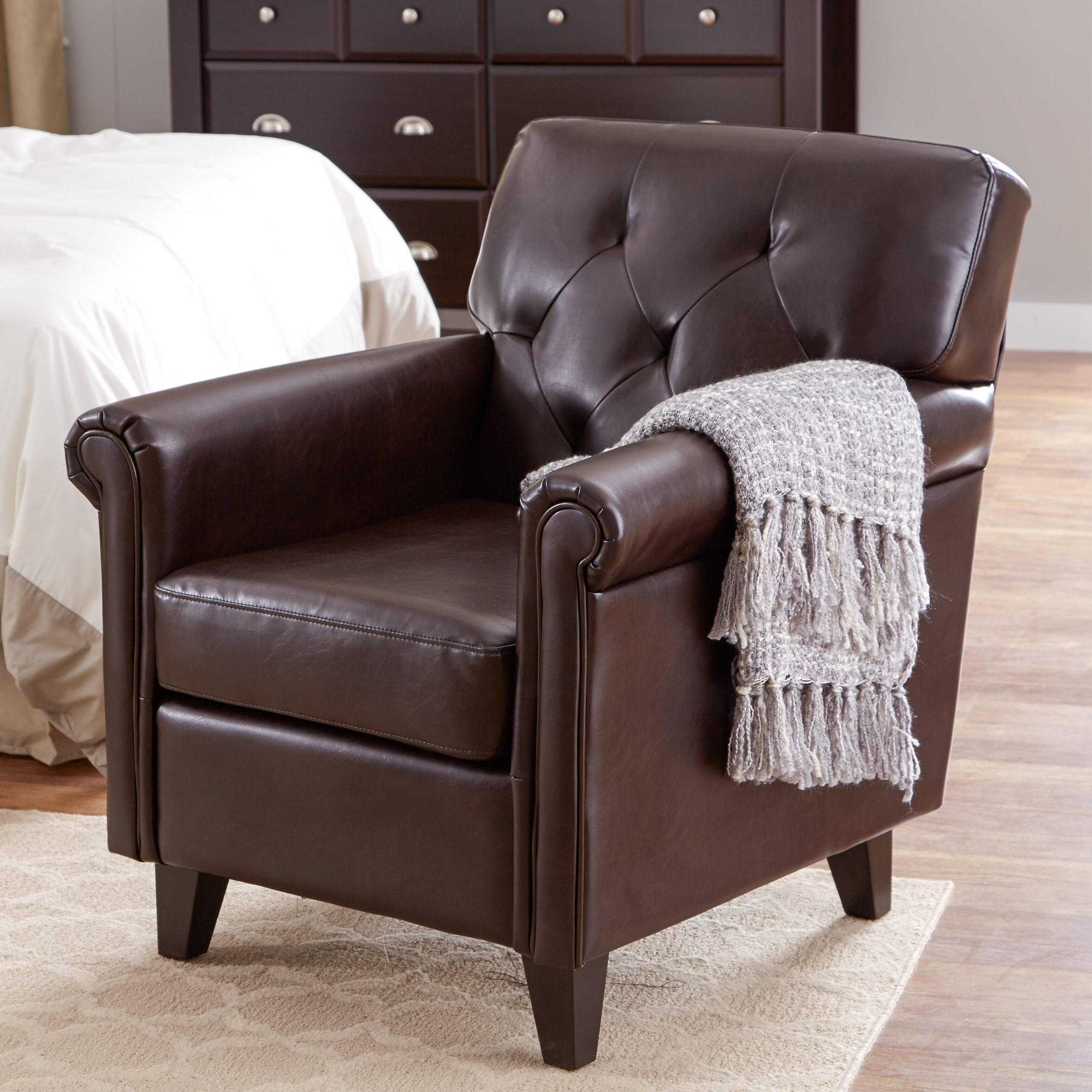 Club Accent Chairs You'Ll Love In 2021 | Wayfair (View 10 of 15)