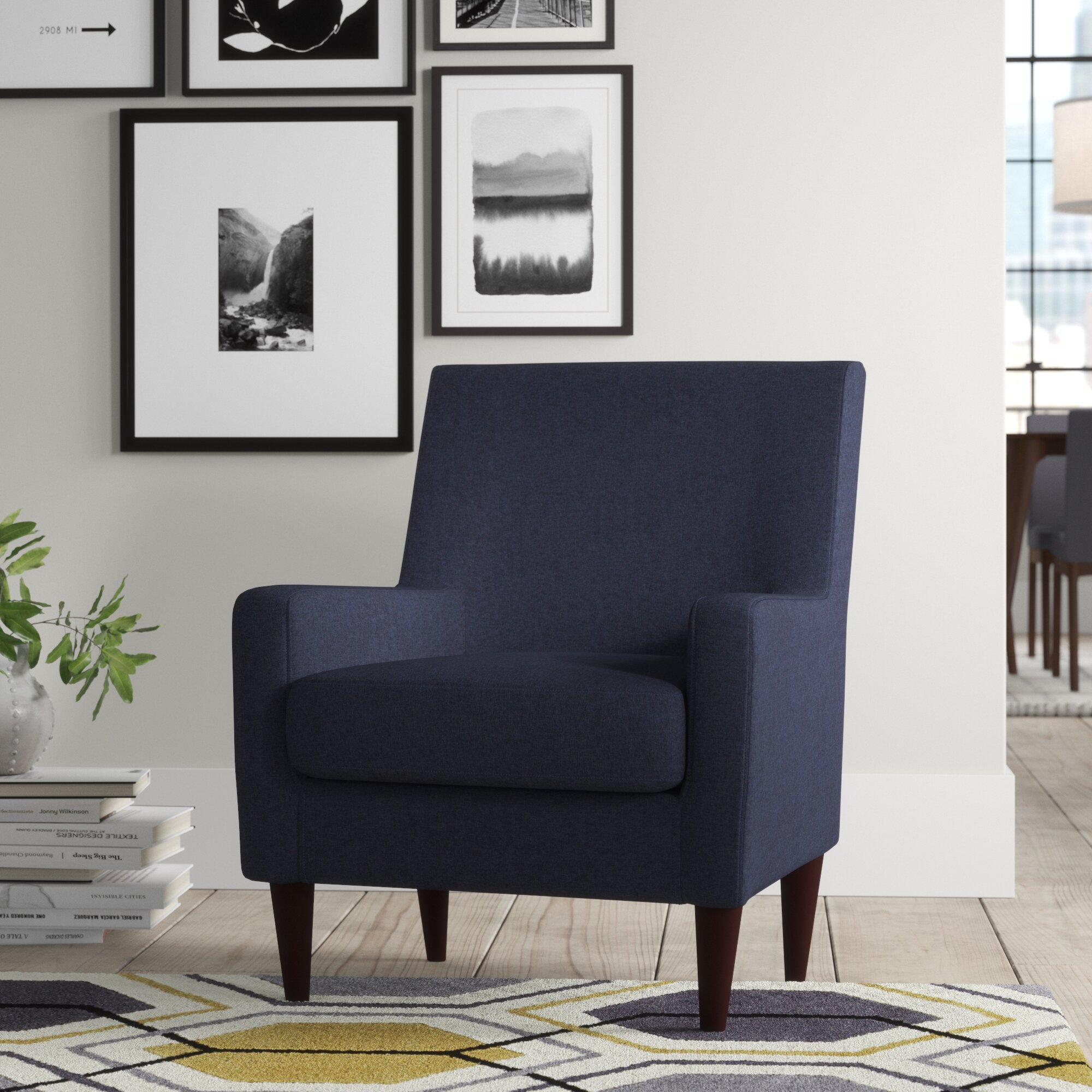 Coleen Armchair Throughout Donham Armchairs (View 13 of 15)