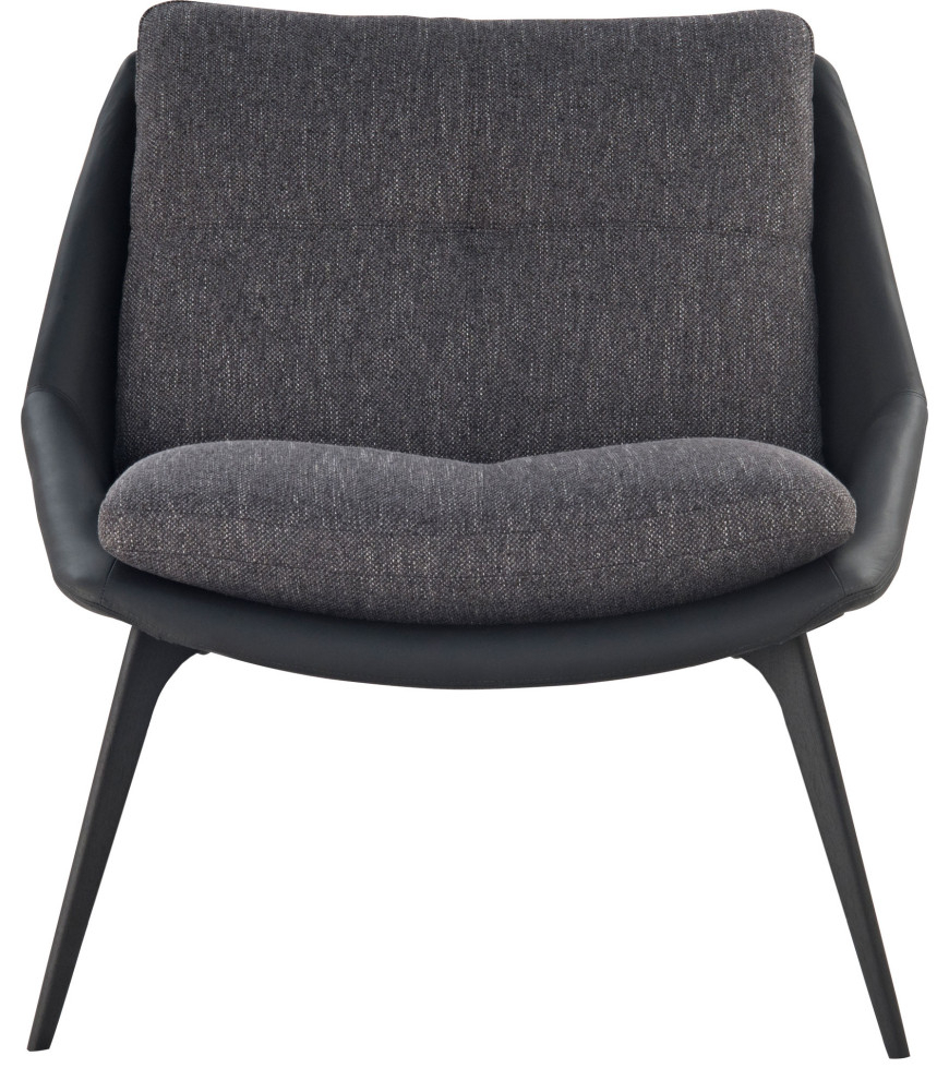 Columbus Lounge Chair, Dark Shadow Fabric With Columbus Armchairs (View 14 of 15)