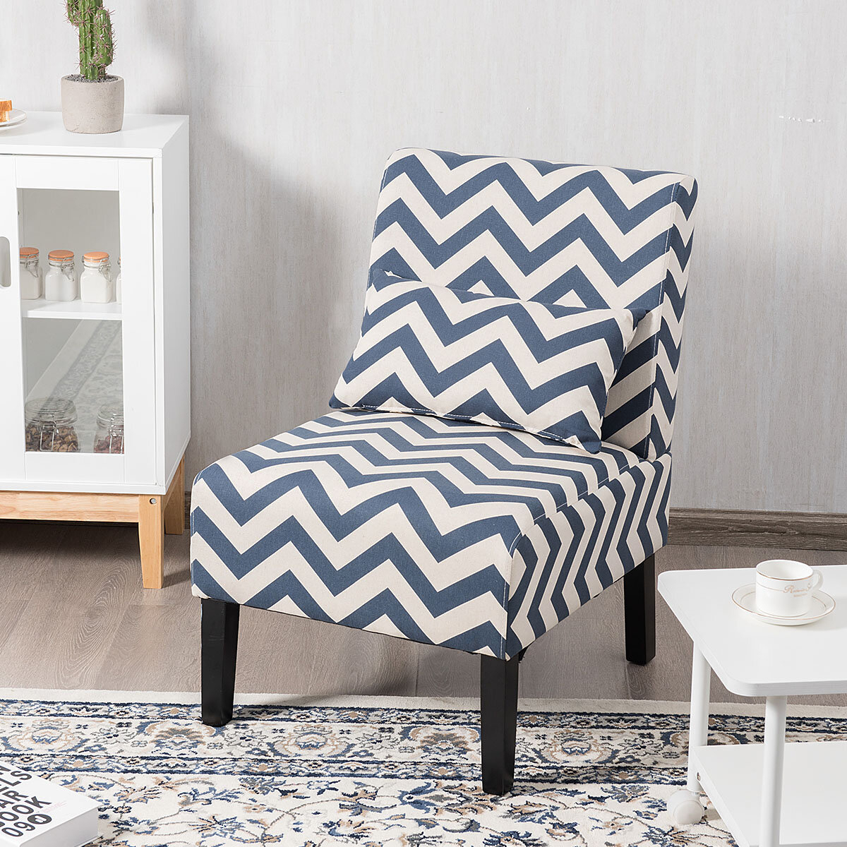 Commercial Use Latitude Run® Accent Chairs You'Ll Love In For Aniruddha Slipper Chairs (View 11 of 15)