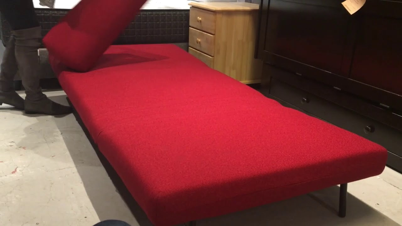 Convertible Chair Bed Operation, The Lisse In Bolen Convertible Chairs (View 5 of 15)