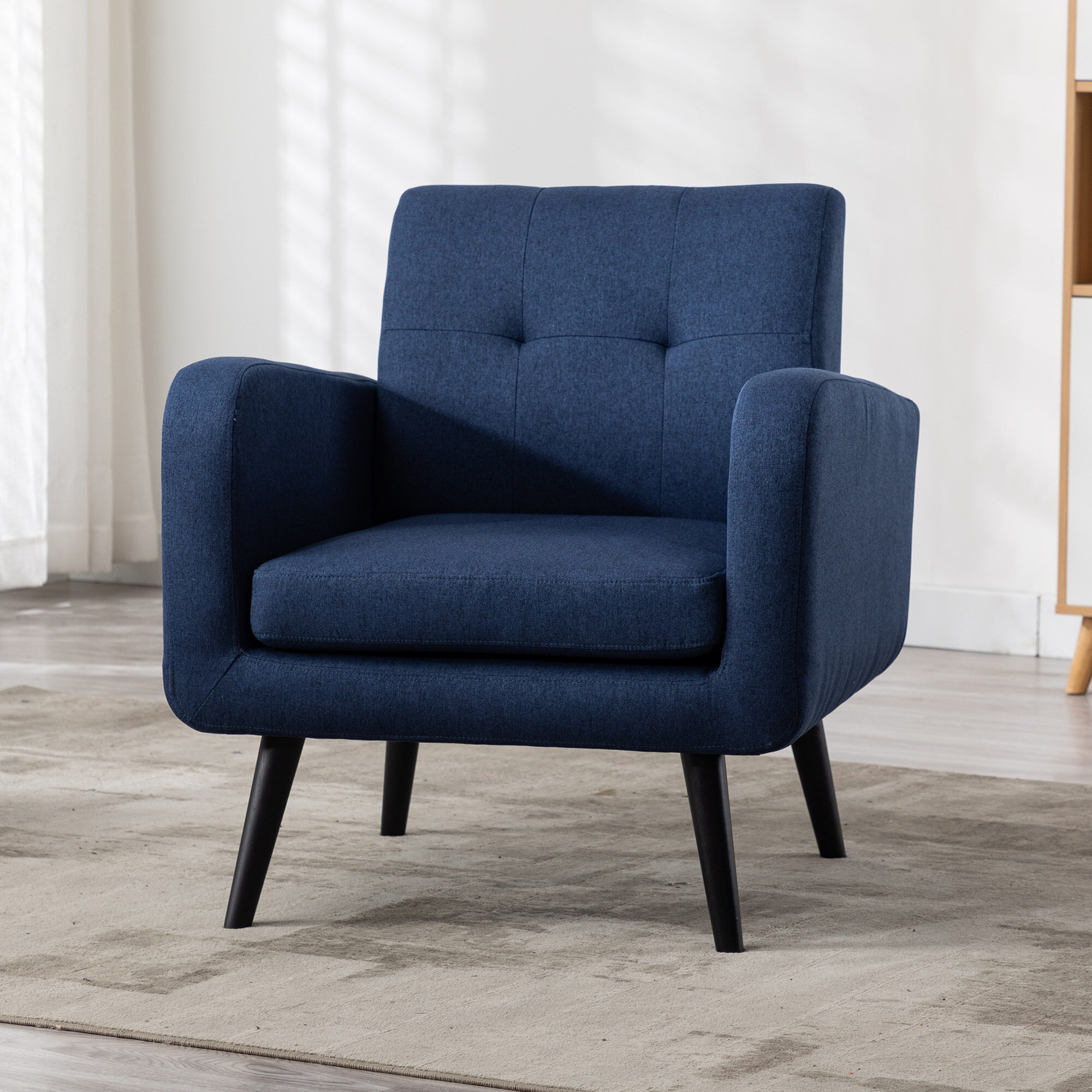 Featured Image of Armory Fabric Armchairs