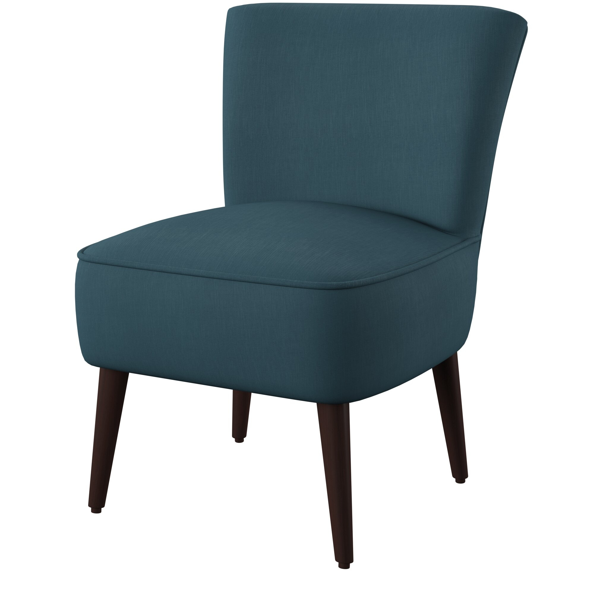 Cureton Slipper Chair In Wadhurst Slipper Chairs (View 13 of 15)