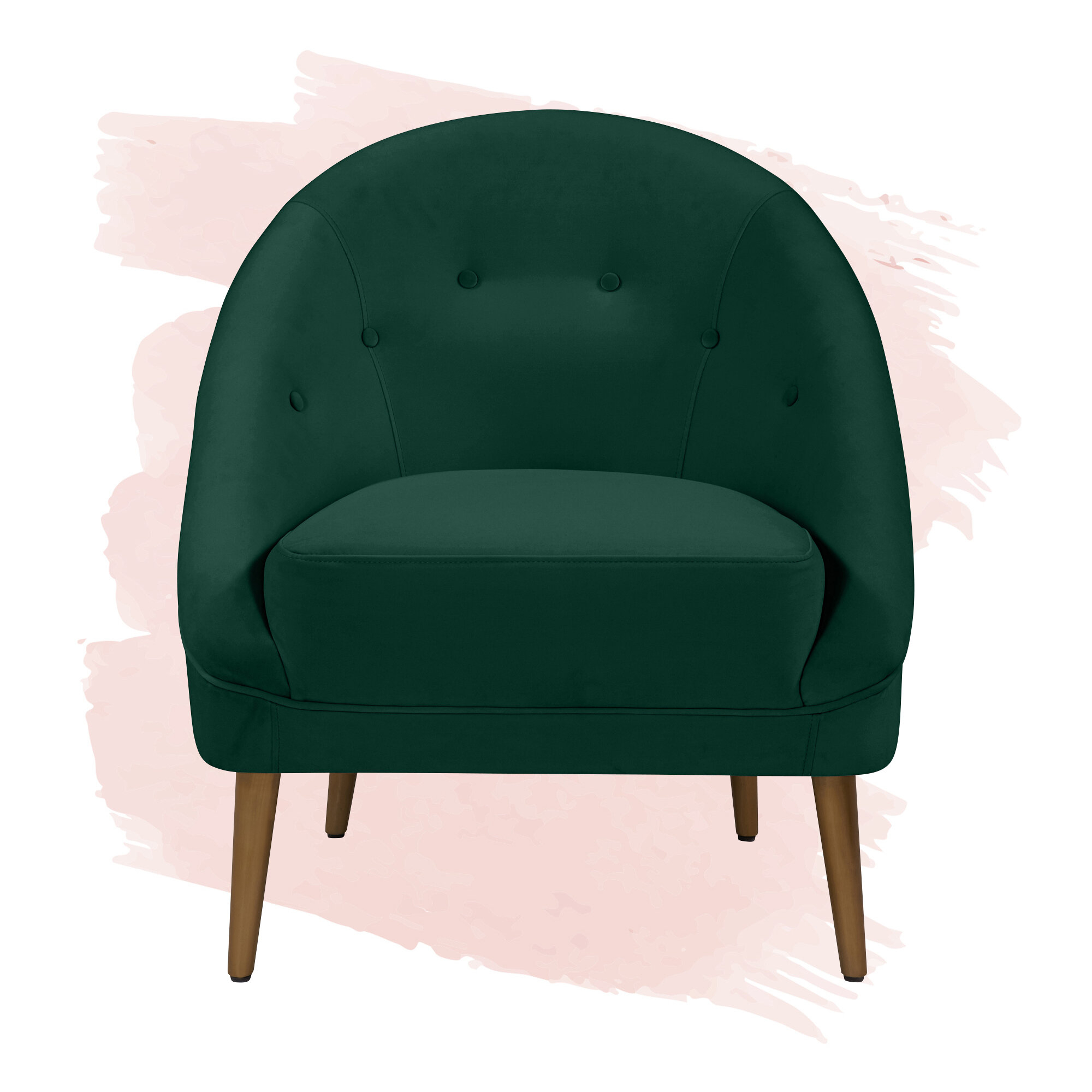 Featured Image of Danny Barrel Chairs (Set Of 2)