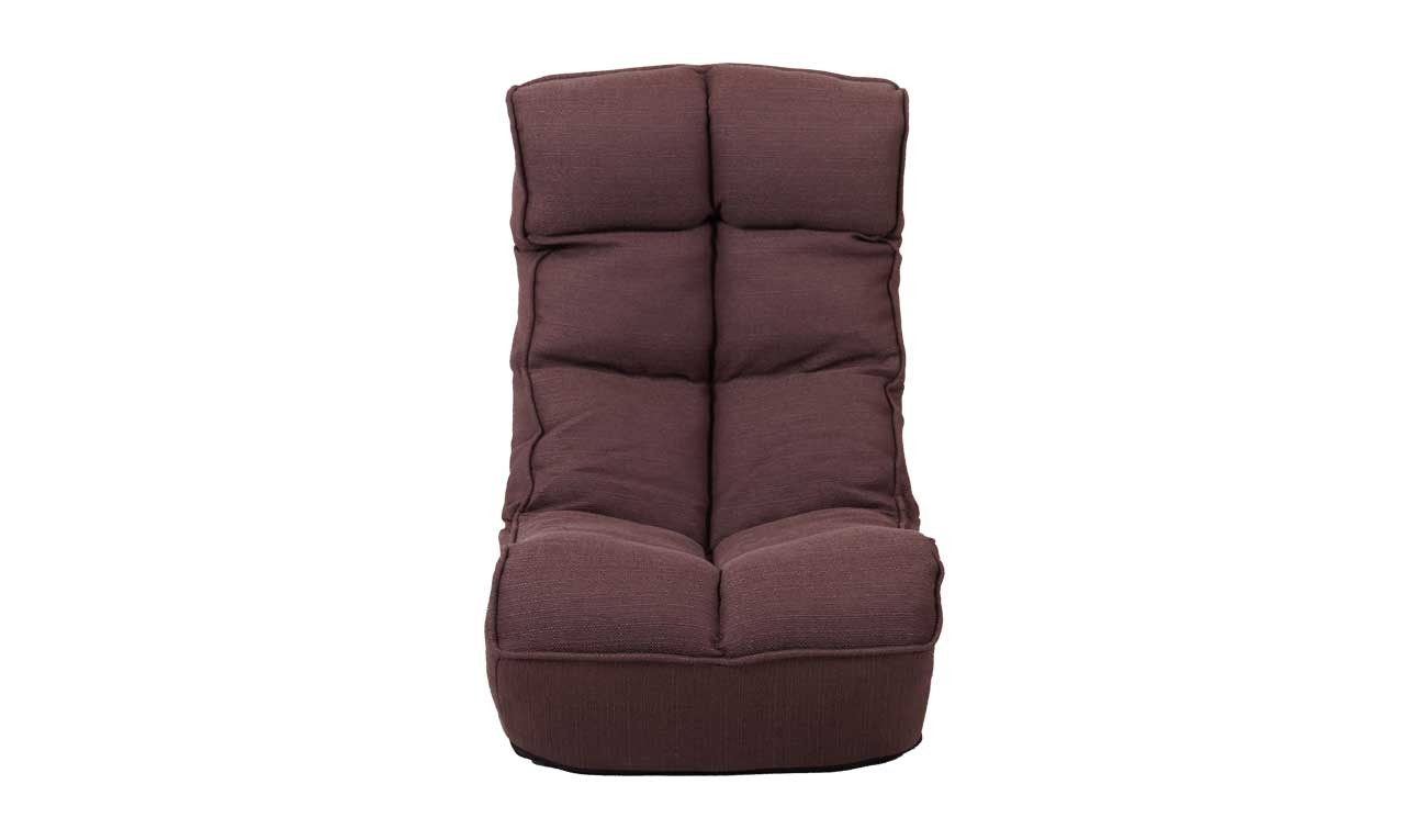 Dara Foldable Arm Chair Brown | Safathome | Safat Home For Dara Armchairs (View 1 of 15)