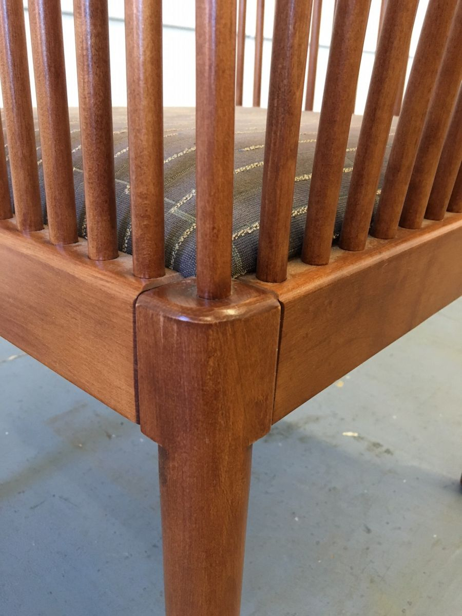Davis Allen Exeter Side Chairsknoll | C2745C – Conklin Inside Exeter Side Chairs (View 13 of 15)