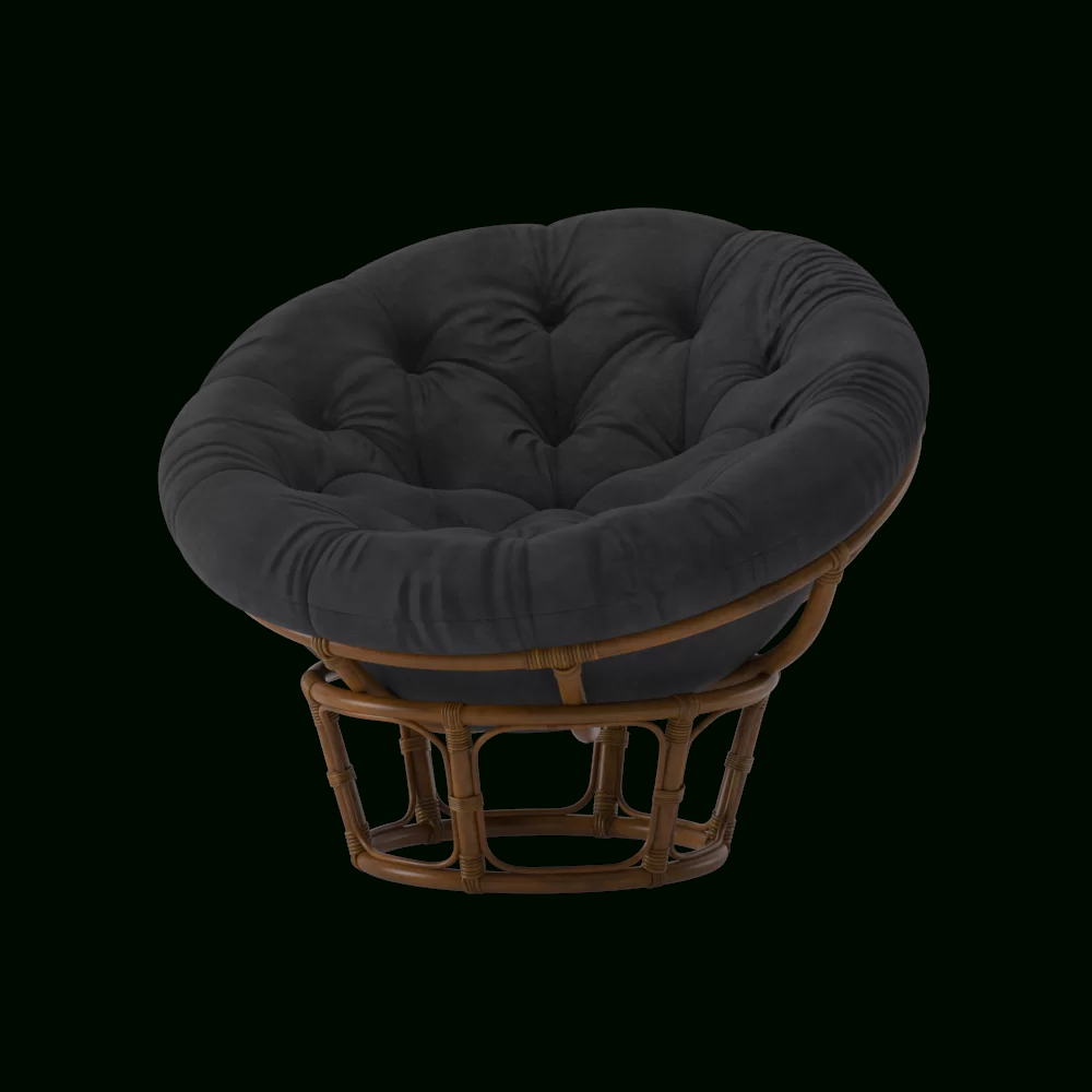 Decker Papasan Chair | Papasan Chair, Chair, Leather Dining In Decker Papasan Chairs (View 3 of 15)