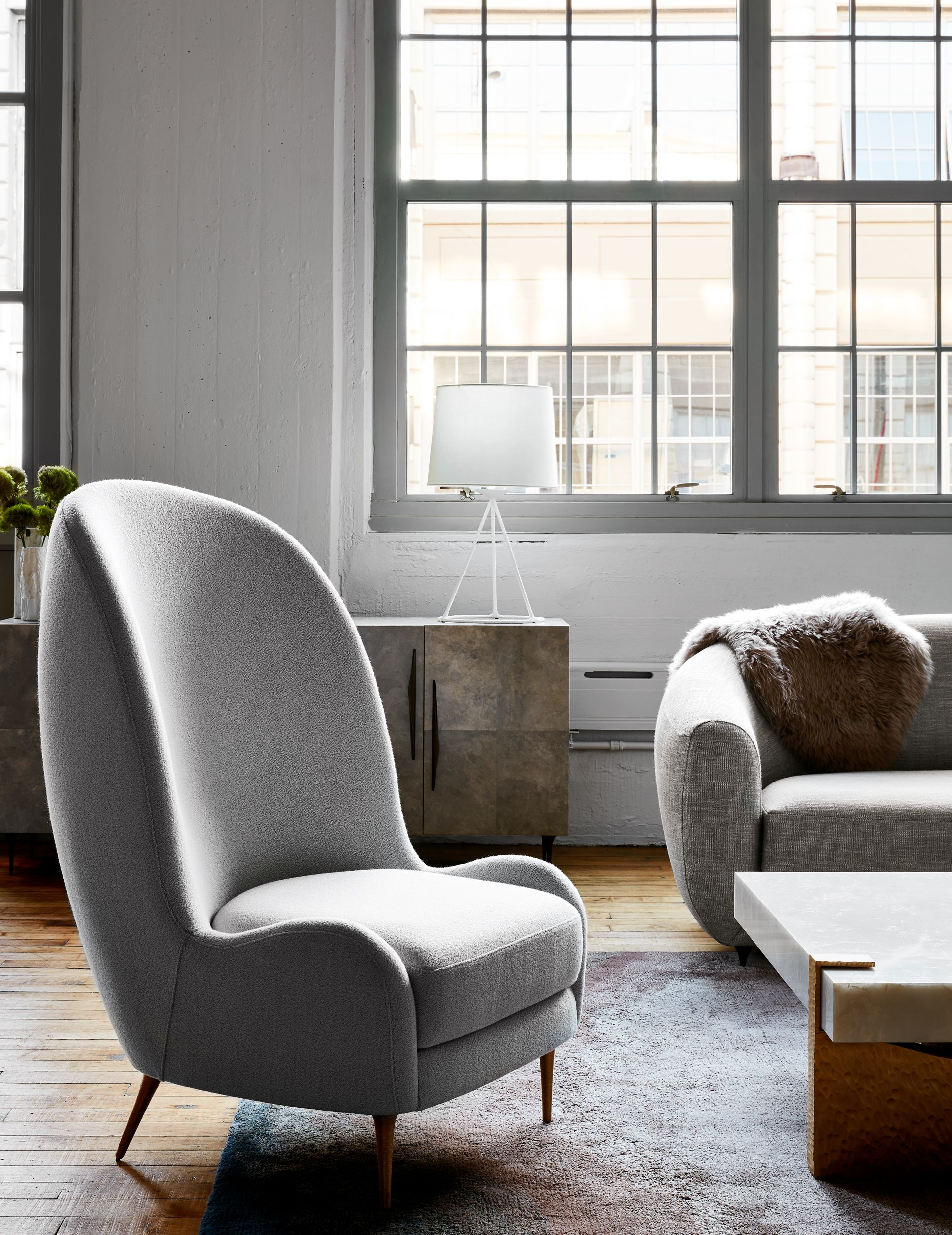 Demuro Das – New York | Lounge Chairs Living Room, Living With Regard To Ronaldo Polyester Armchairs (View 10 of 15)