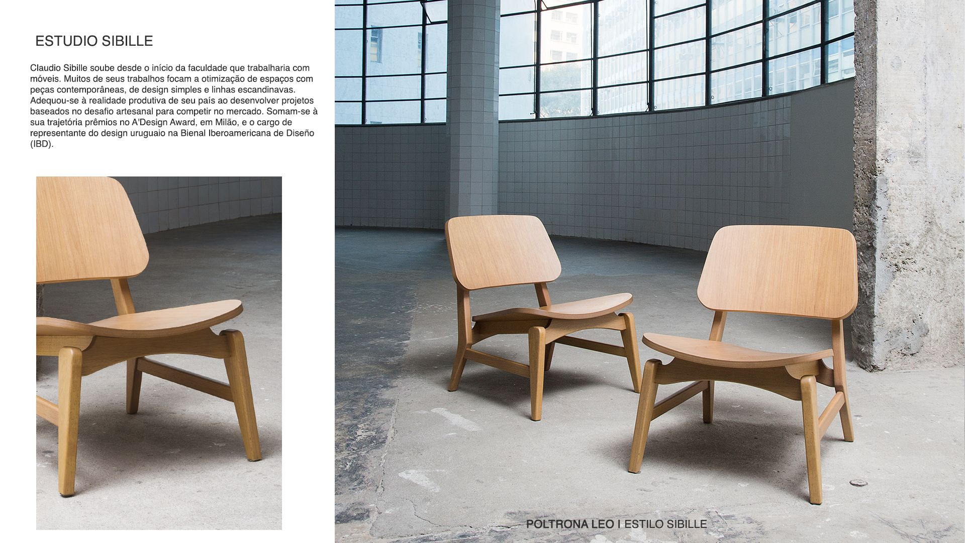Design Uruguaio – Tok&Stok | Home Decor, Design, Decor Intended For Bucci Slipper Chairs (View 9 of 15)