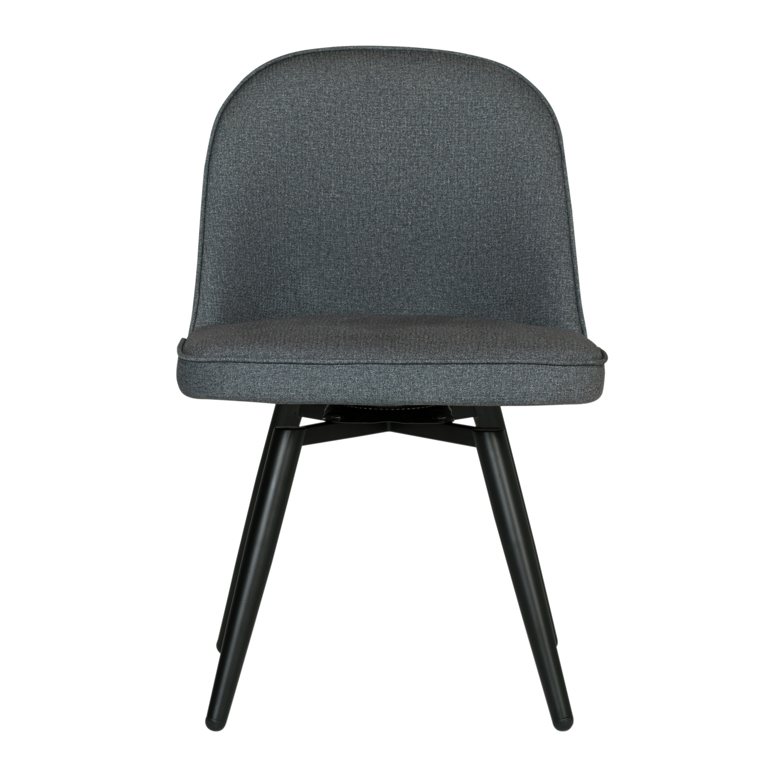 Dome Swivel Side Chair Regarding Brister Swivel Side Chairs (View 12 of 15)
