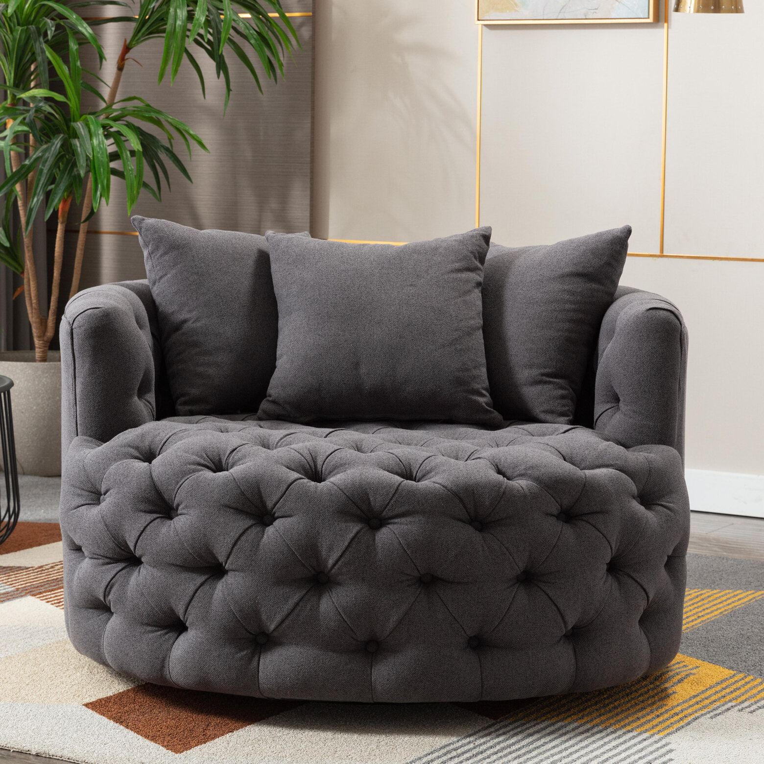 Featured Image of Dorcaster Barrel Chairs