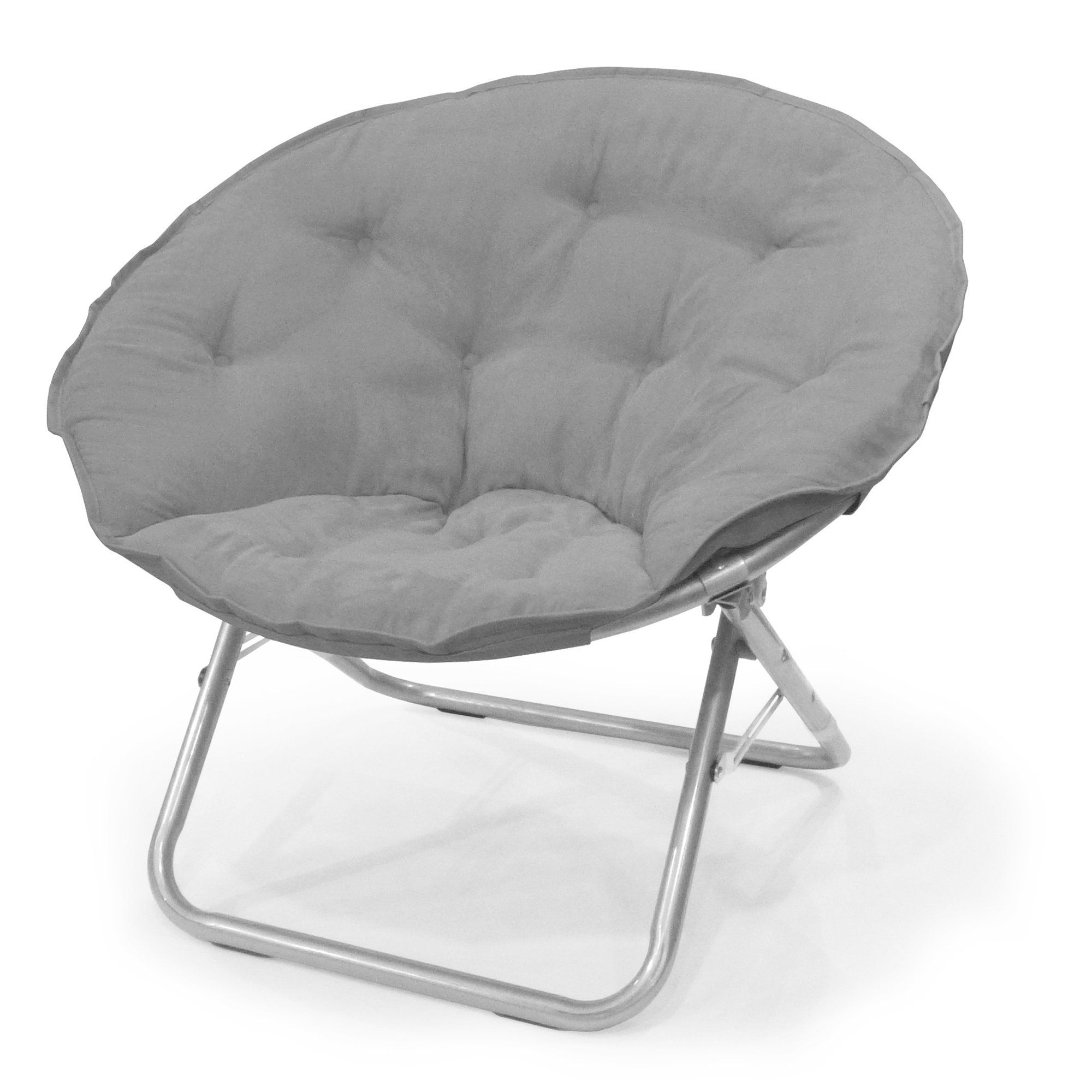 Ebern Designs Surround Yourself In Comfort In This – Vozeli Inside Renay Papasan Chairs (View 11 of 15)