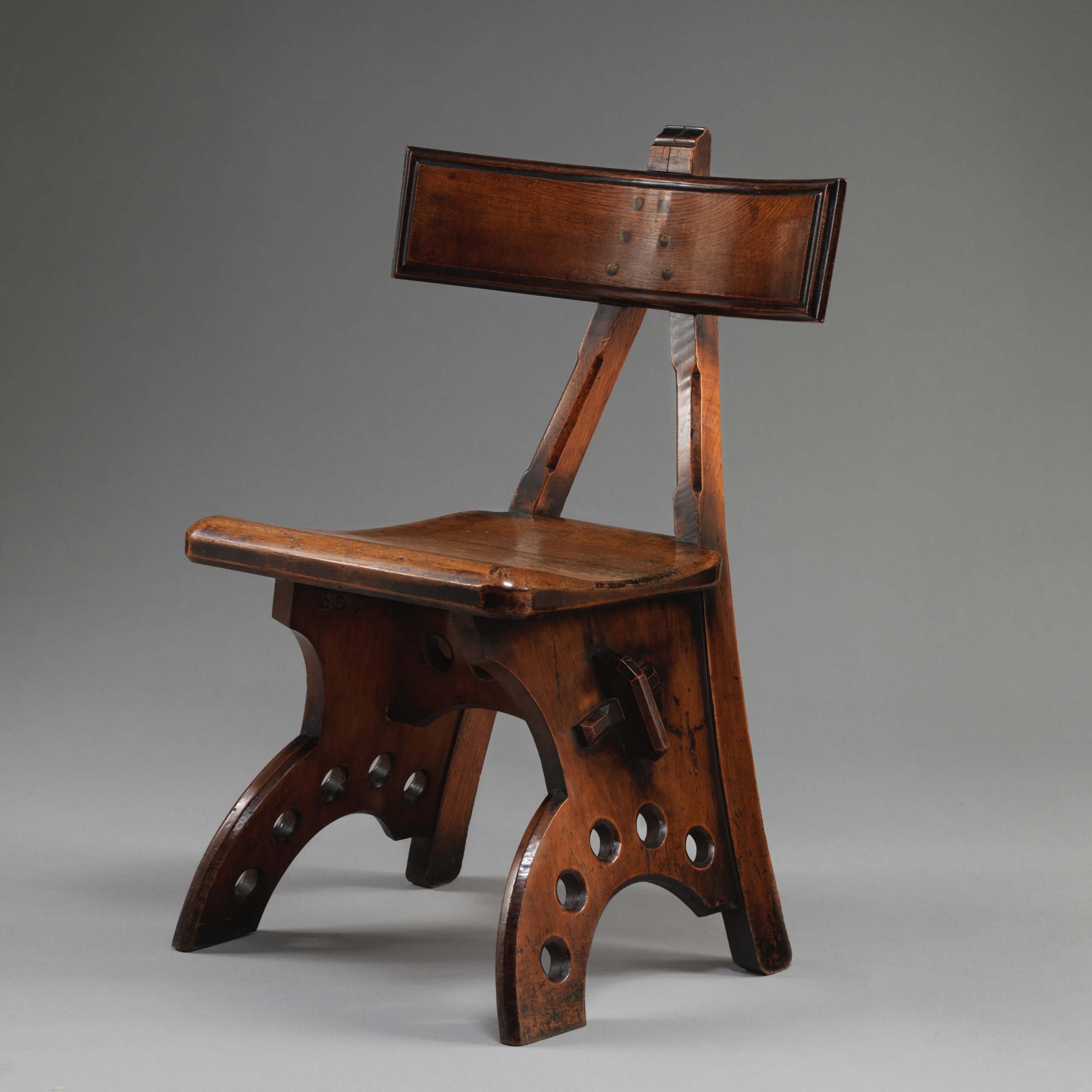 Edward Welby Pugin | Side Chair | British | The Metropolitan Intended For Esmund Side Chairs (Set Of 2) (View 14 of 15)