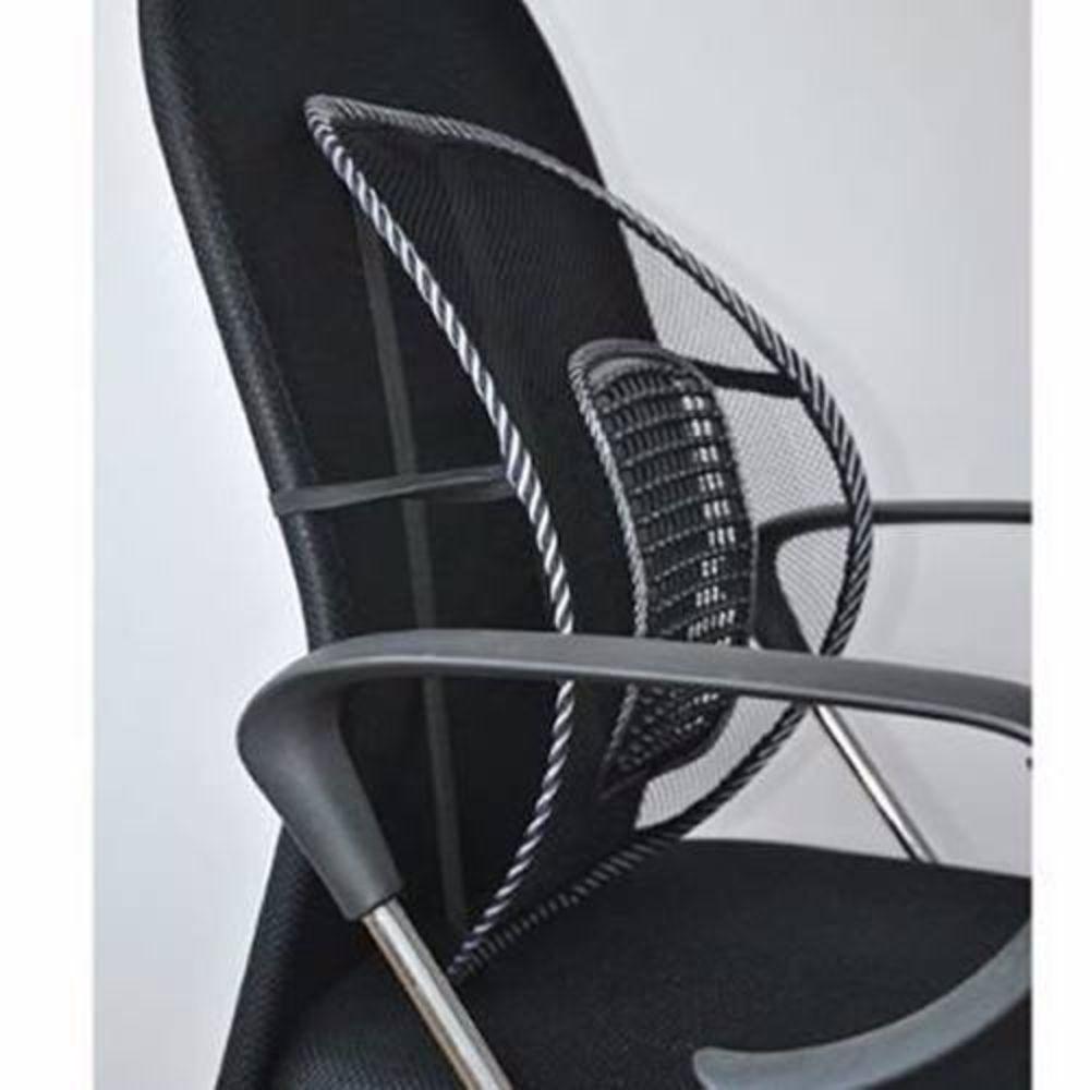 Encosto Suporte Apoio Lombar Corretor Postural Ergonômico No Inside Aalivia Slipper Chairs (View 13 of 15)