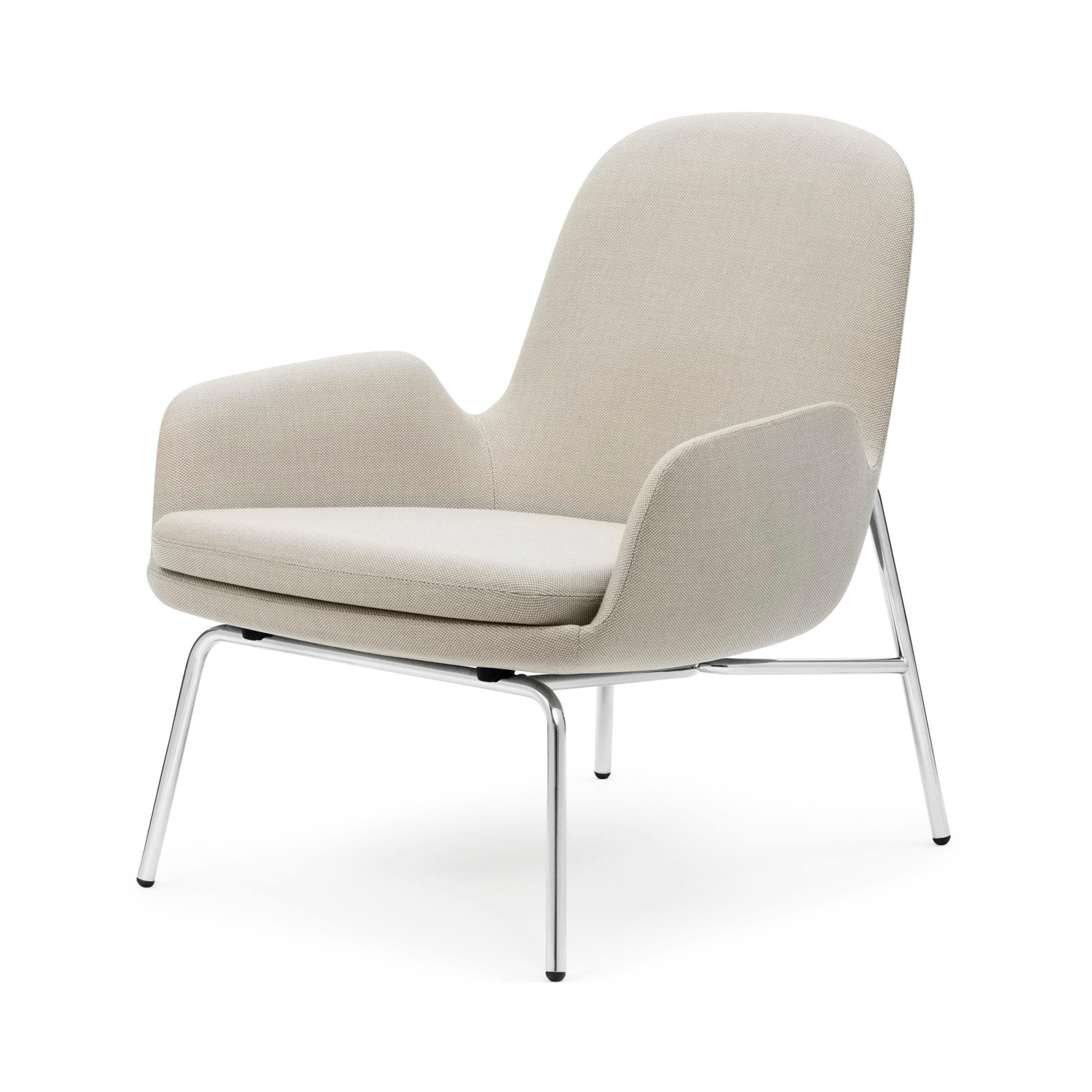 Era Lounge Chair – Low Metal Legs Throughout Lounge Chairs With Metal Leg (View 6 of 15)