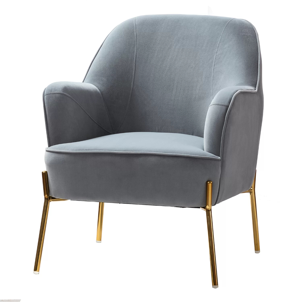 Erastus Armchair | Accent Chairs, Armchair, Upholstered Within Erastus Armchairs (View 6 of 15)