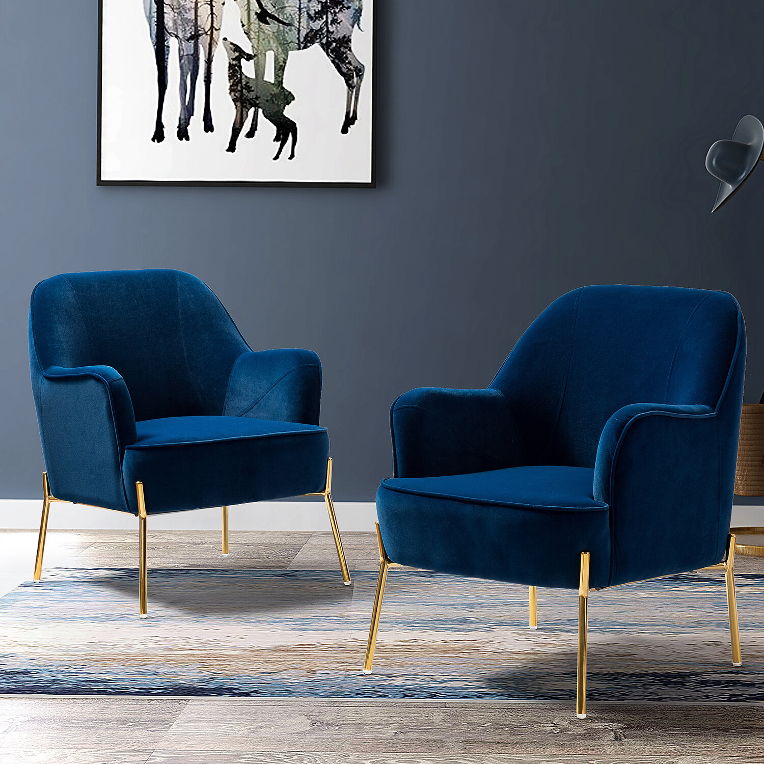 Featured Image of Erastus Armchairs