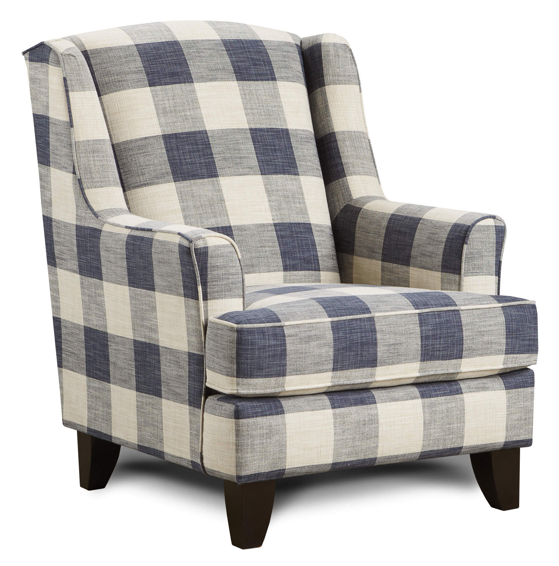 Espresso Wood Wingback Accent Chairs You'Ll Love In 2021 Pertaining To Waterton Wingback Chairs (View 13 of 15)