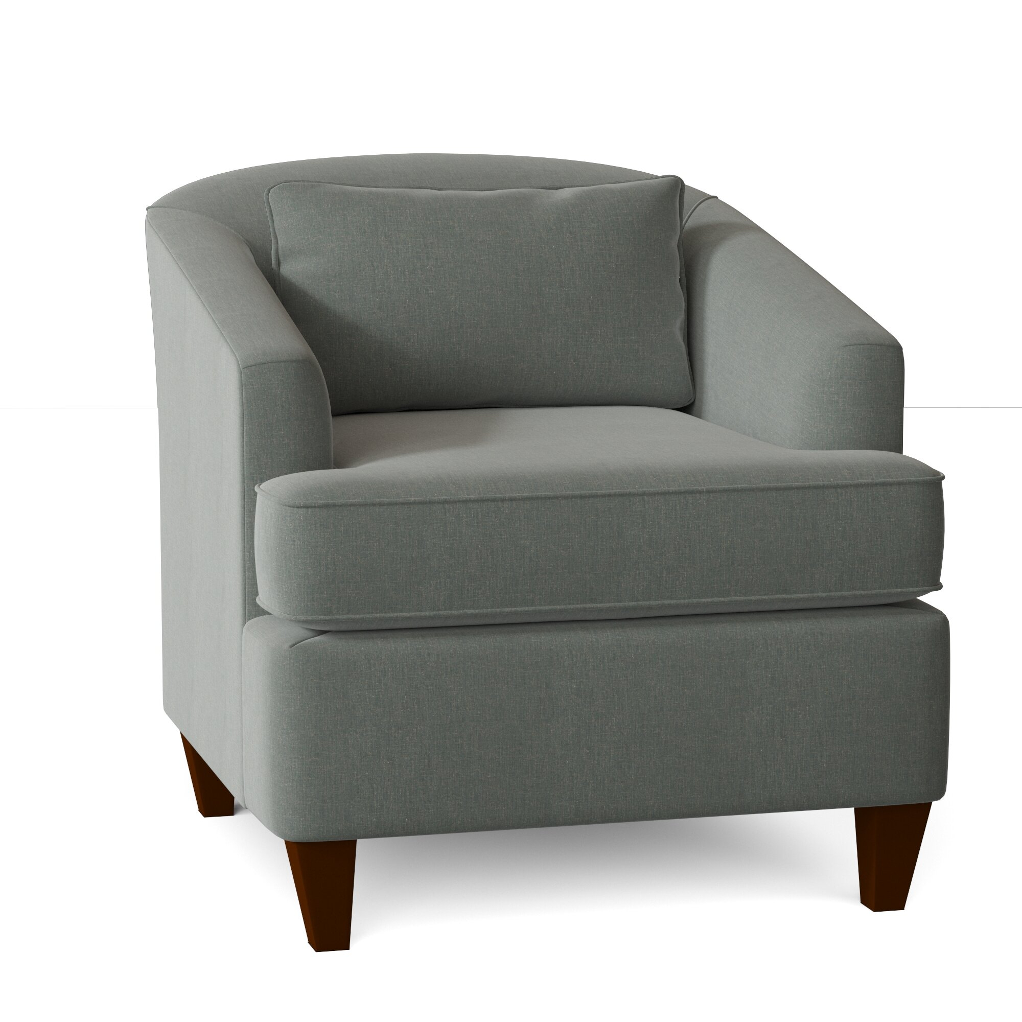 Evelyn Barrel Chair Pertaining To Filton Barrel Chairs (View 8 of 15)