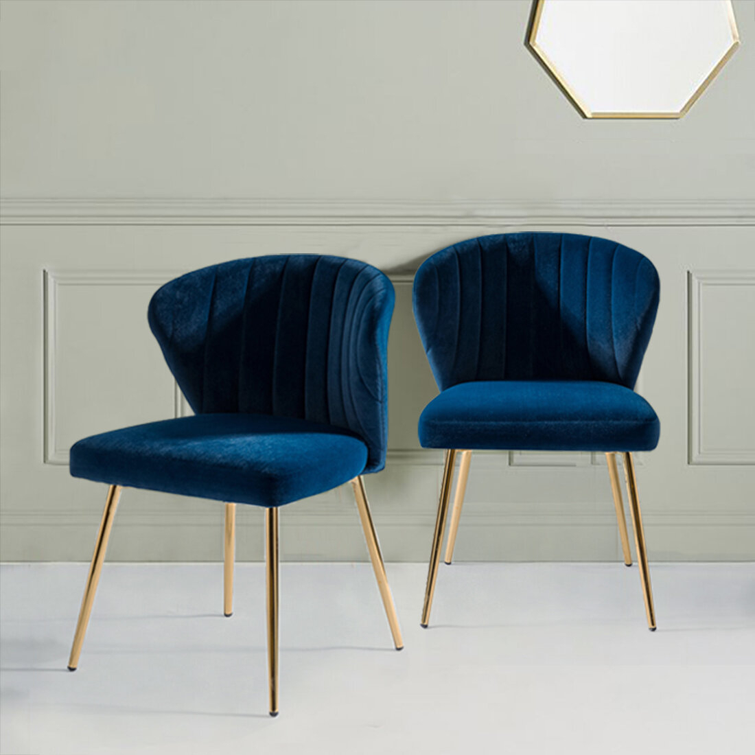 Featured Image of Esmund Side Chairs (Set Of 2)