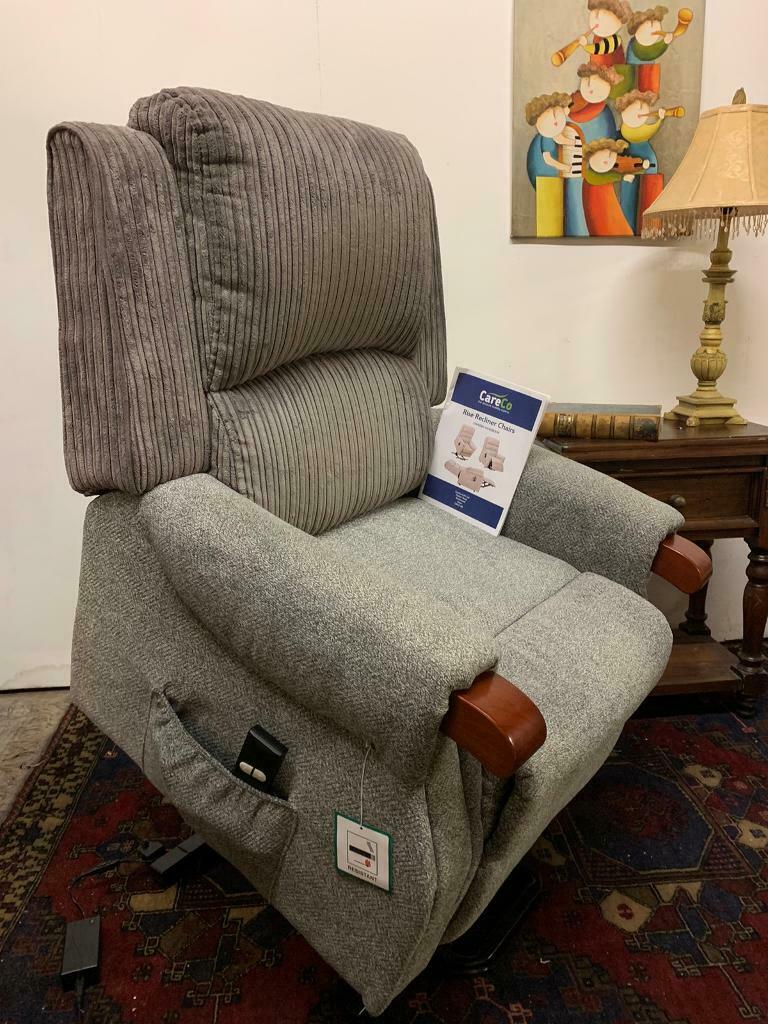 Free Delivery Ex Display Rrp £1400 Care Co Mobility Riser Recliner Electric Arm Chair | In Llangollen, Denbighshire | Gumtree Throughout Ringwold Armchairs (View 14 of 15)