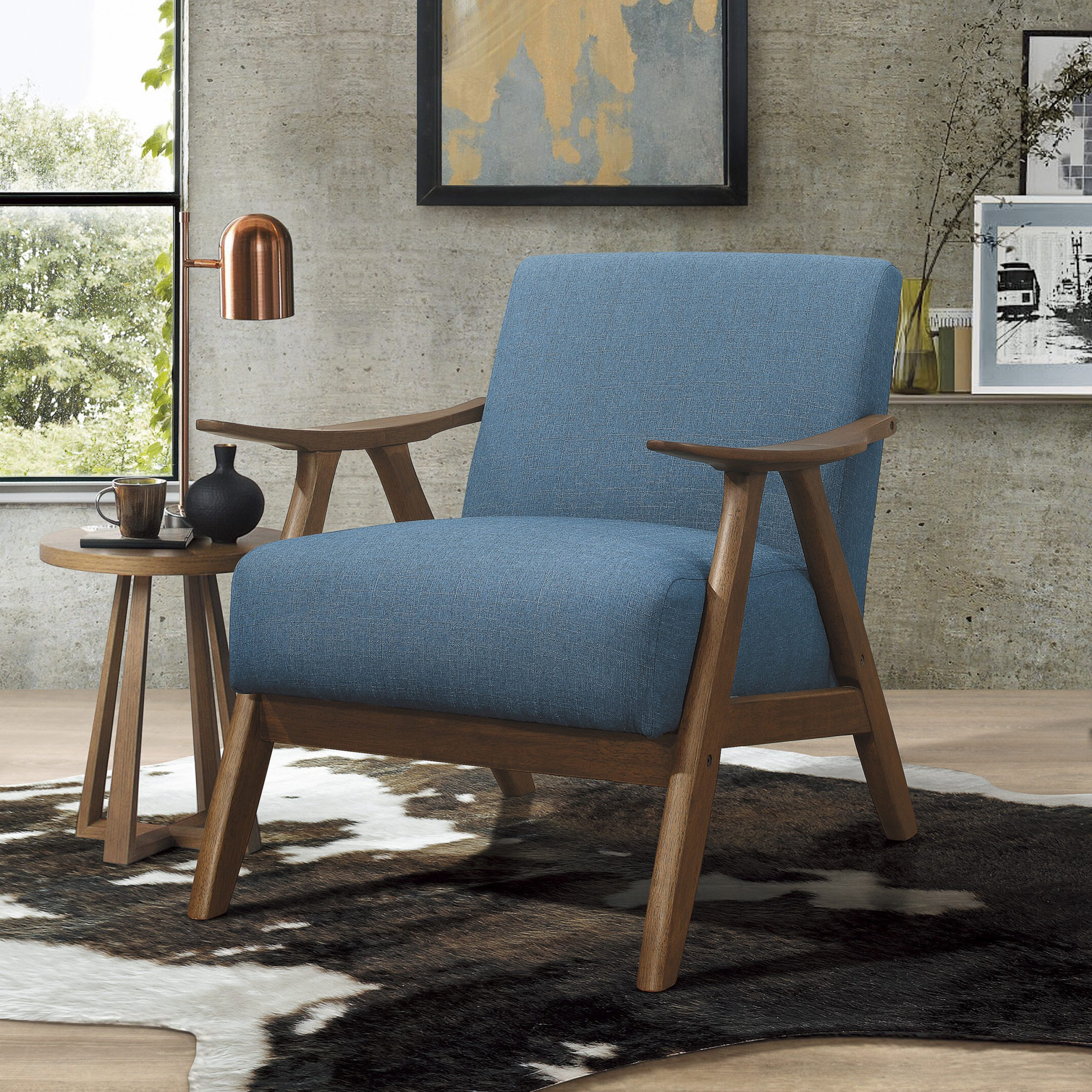 George Oliver Hofstetter Armchair & Reviews   Wayfair For Hofstetter Armchairs (View 2 of 15)