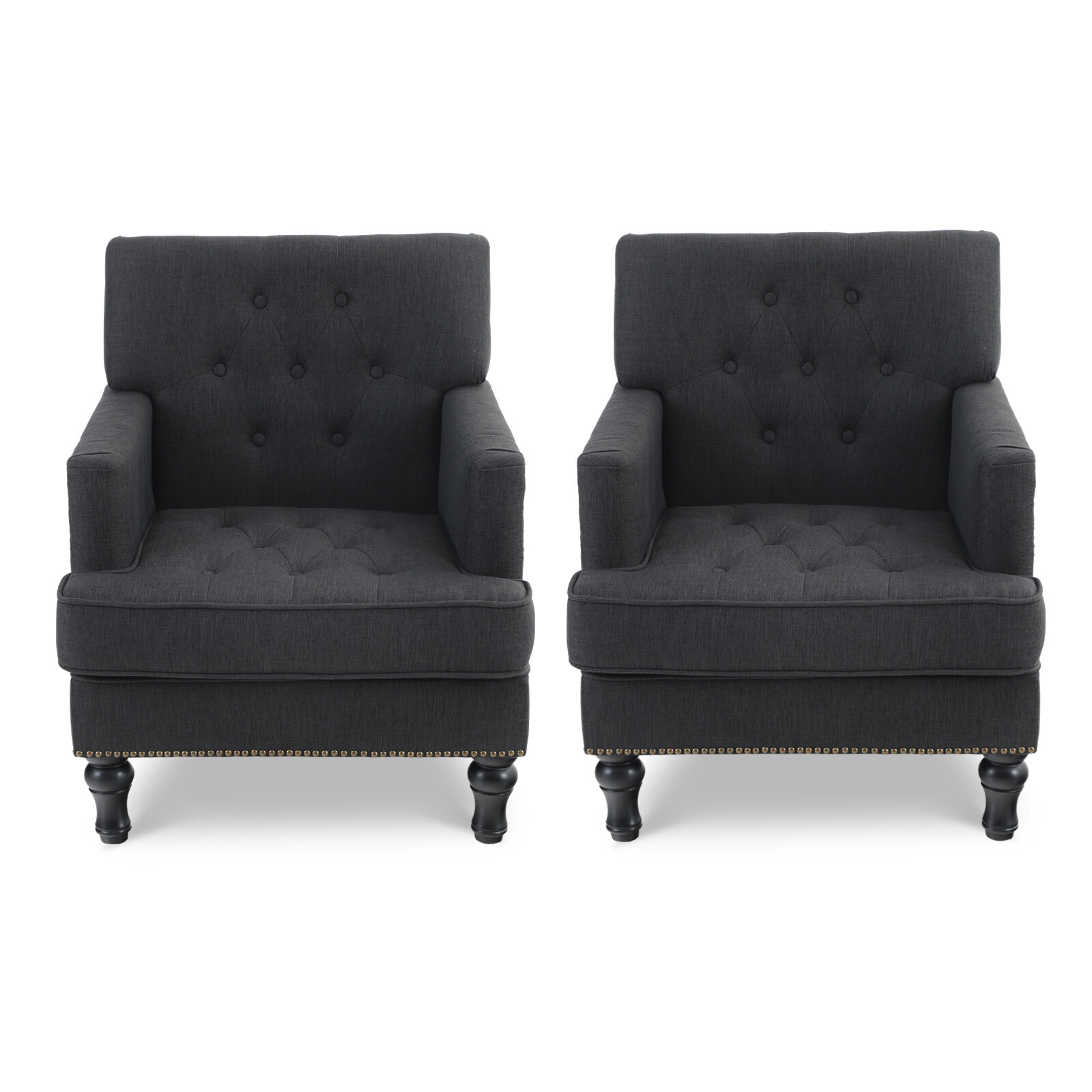 Featured Image of Georgina Armchairs (Set Of 2)