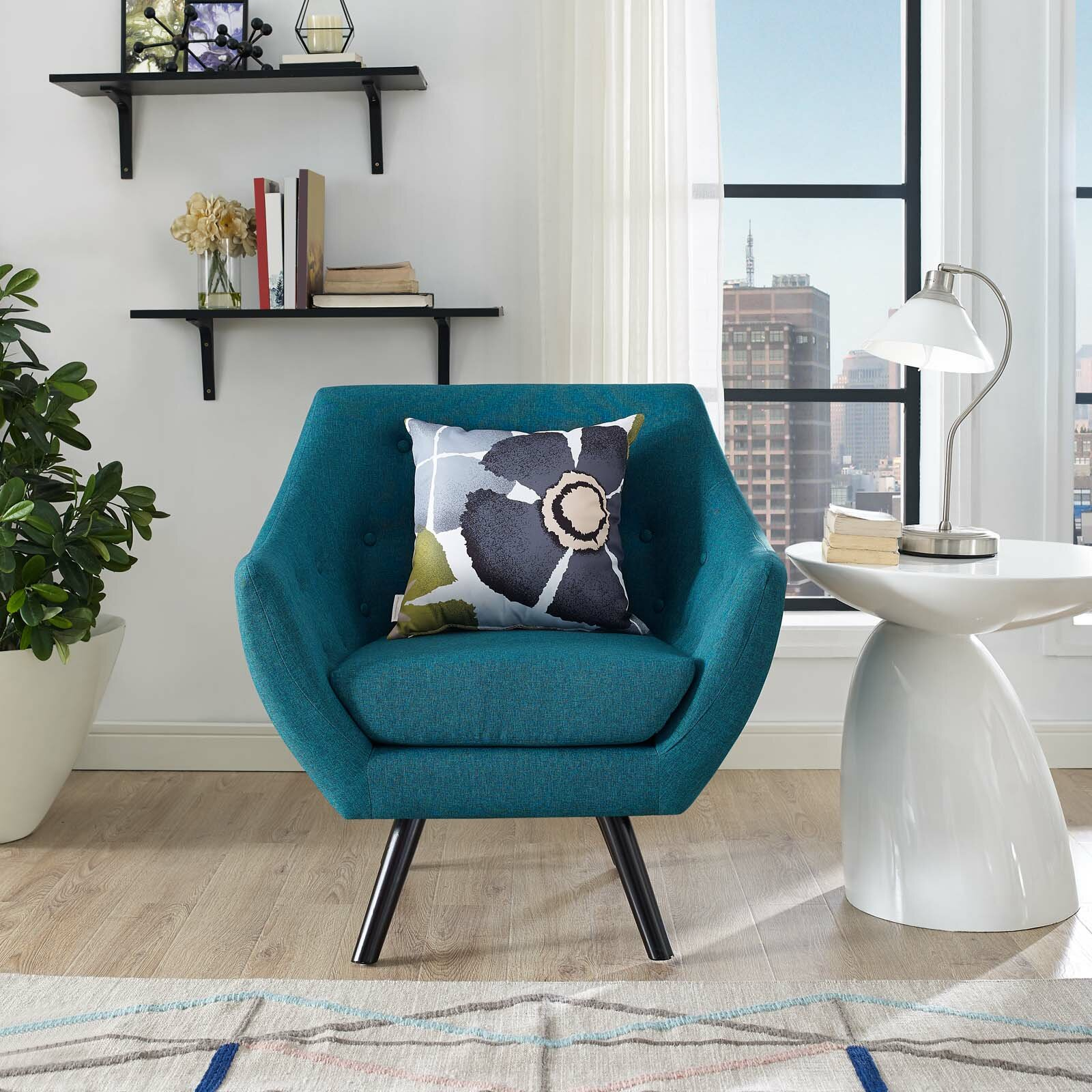 Featured Image of Giguere Barrel Chairs