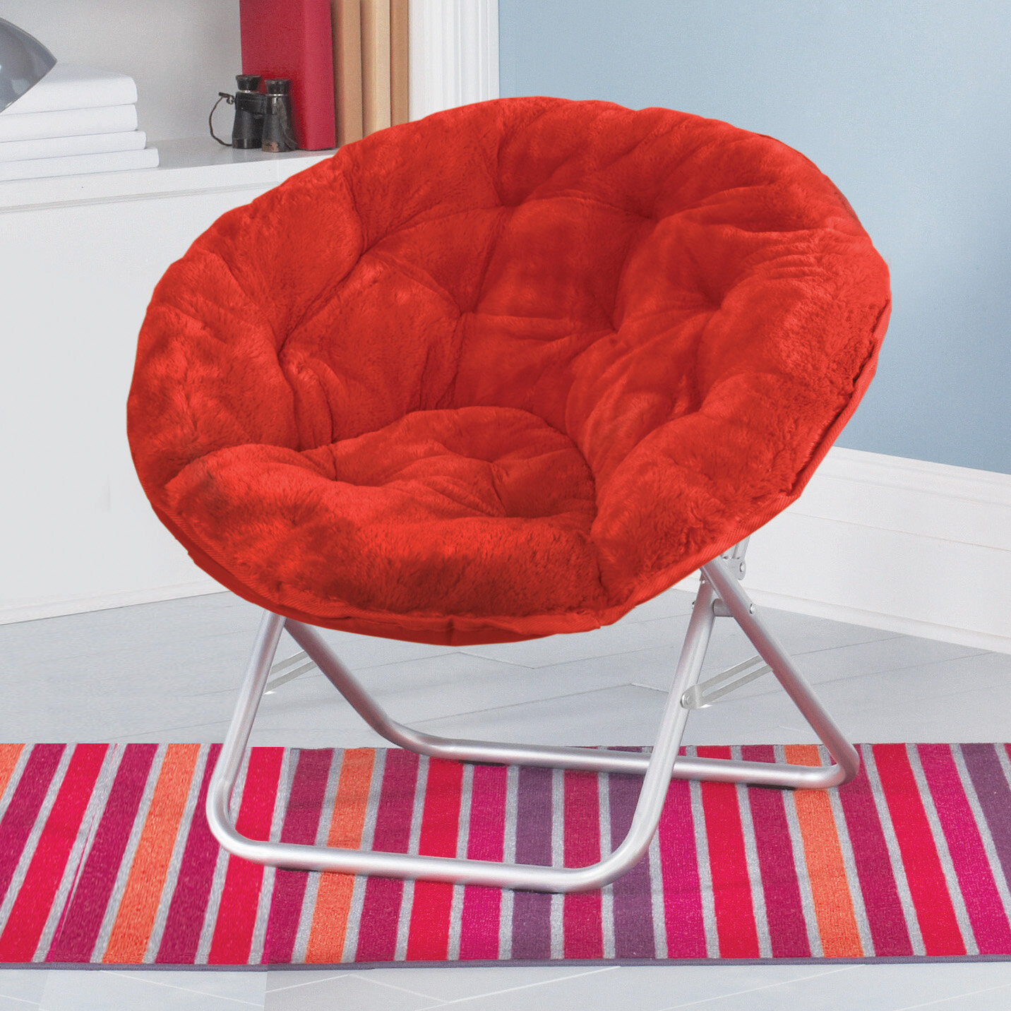 Giles Papasan Chair For Grinnell Silky Velvet Papasan Chairs (View 8 of 15)