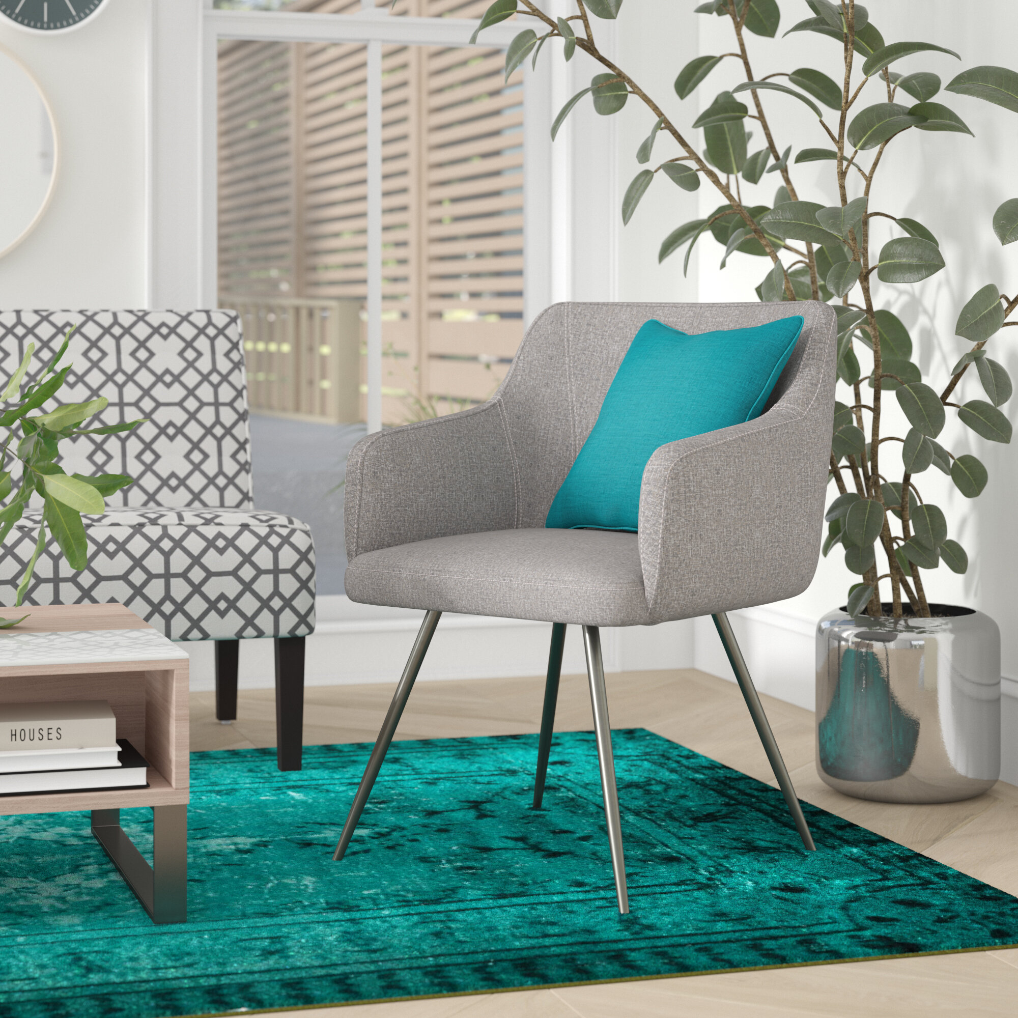 Featured Image of Hanner Polyester Armchairs