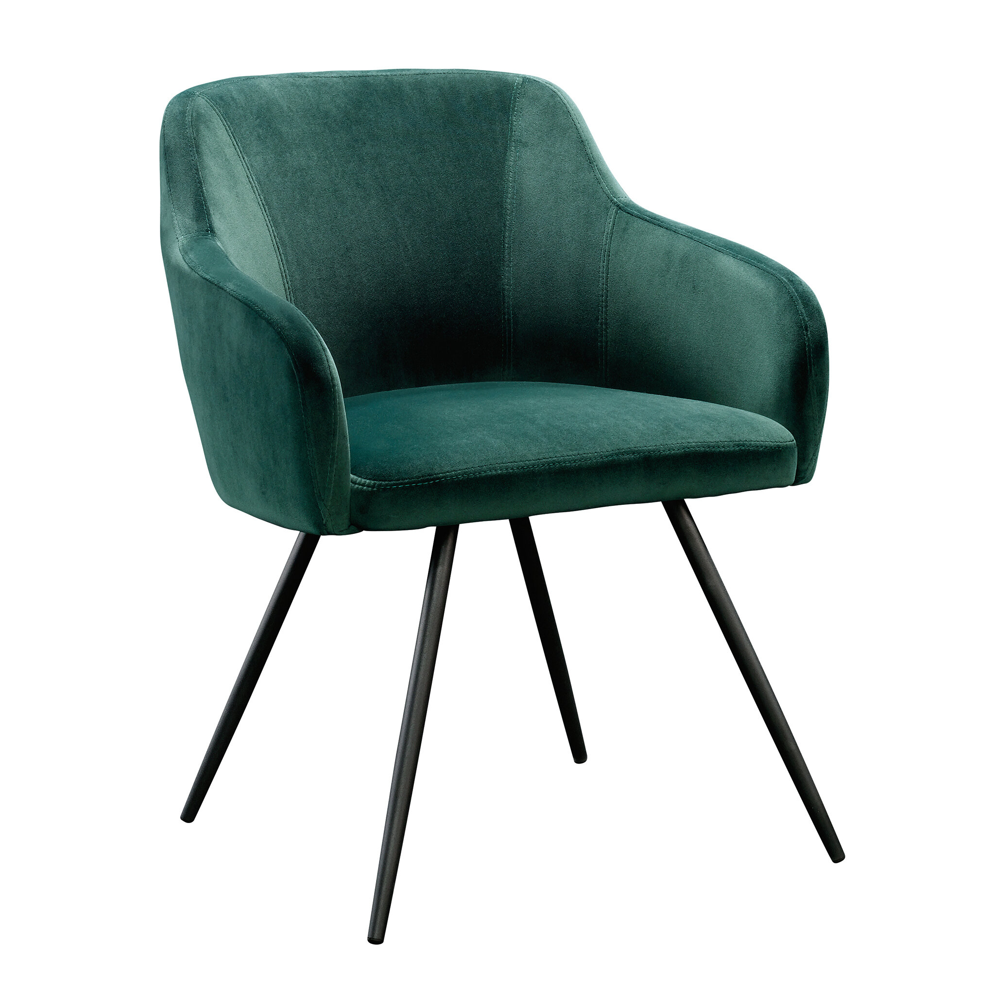 Hanner Armchair With Regard To Hanner Polyester Armchairs (View 2 of 15)