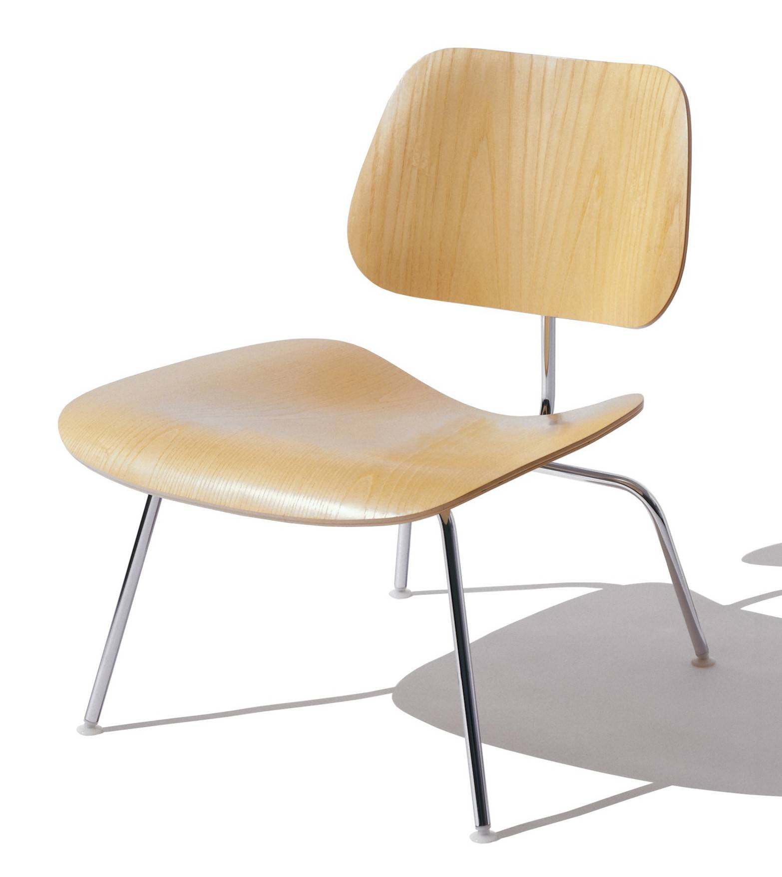 Herman Miller Eames® Molded Plywood Lounge Chair – Metal Legs For Lounge Chairs With Metal Leg (View 8 of 15)