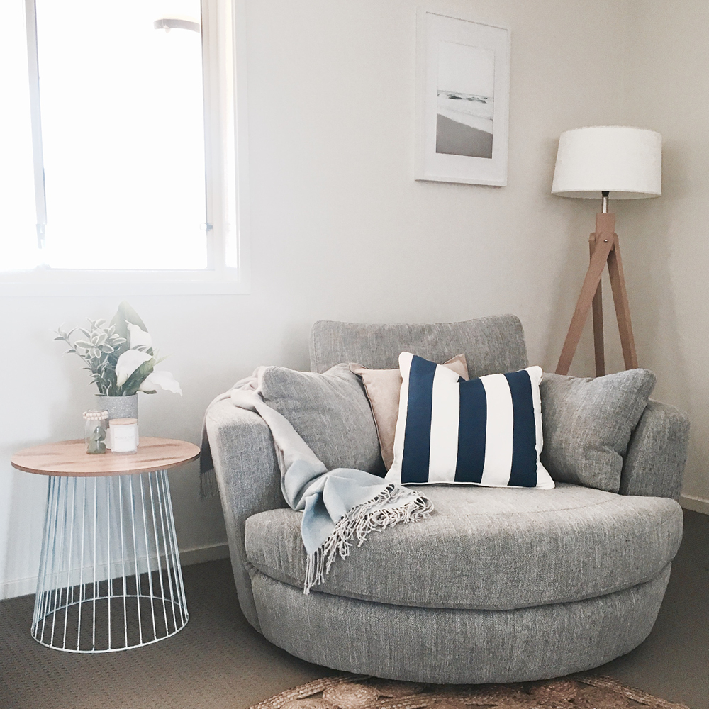 How To Style Your Snuggle® Chair: Three Ways With Jayde Inside Jayde Armchairs (View 5 of 15)