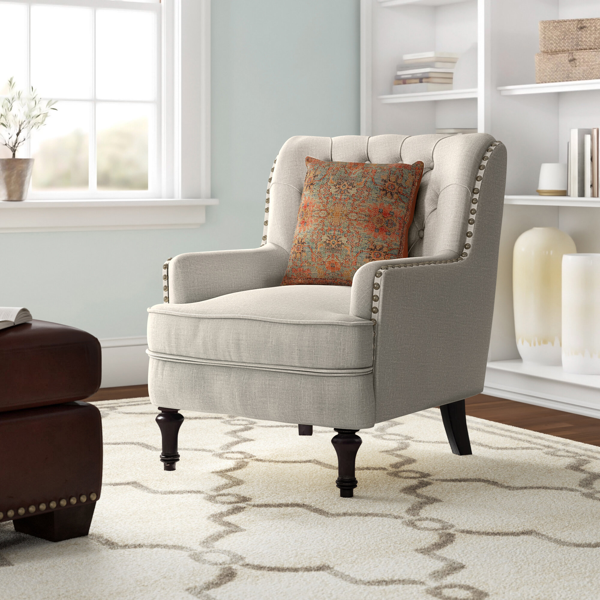 Jayde Armchair Throughout Pitts Armchairs (View 15 of 15)