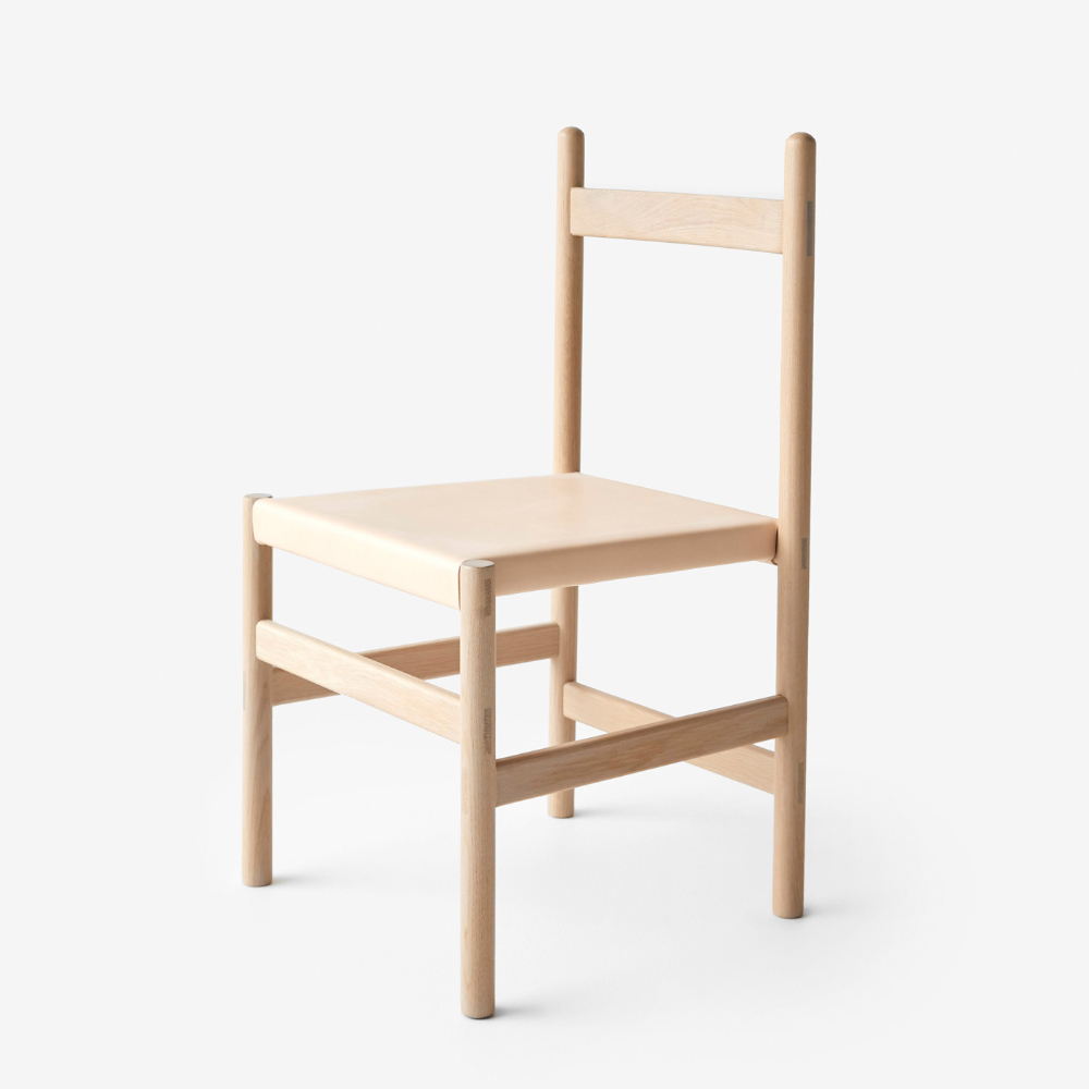 Juniper Natural Dining Chair | Natural Dining Chairs, Dining Inside Harland Modern Armless Slipper Chairs (View 6 of 15)