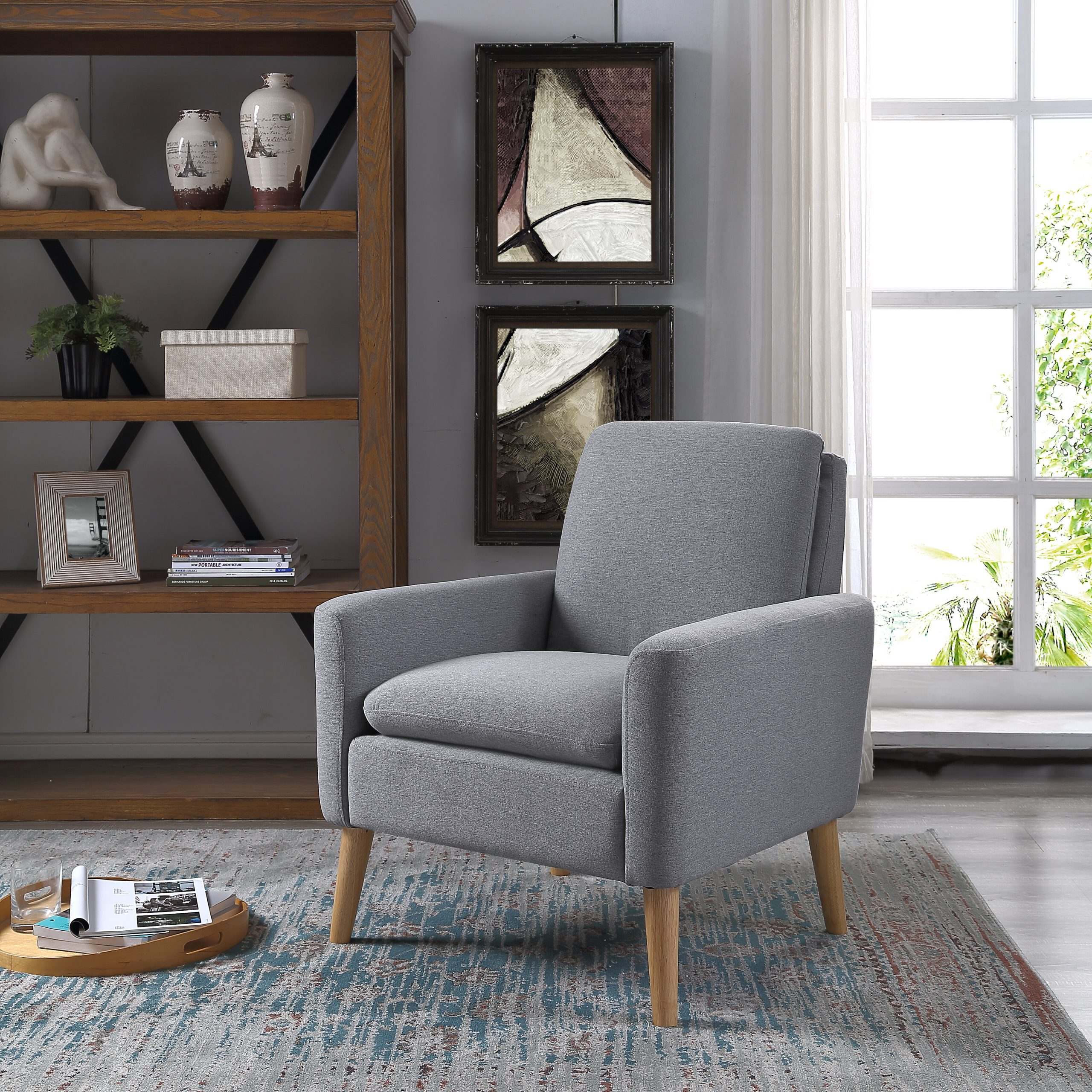 Kenley Armchair In Harmoni Armchairs (View 8 of 15)