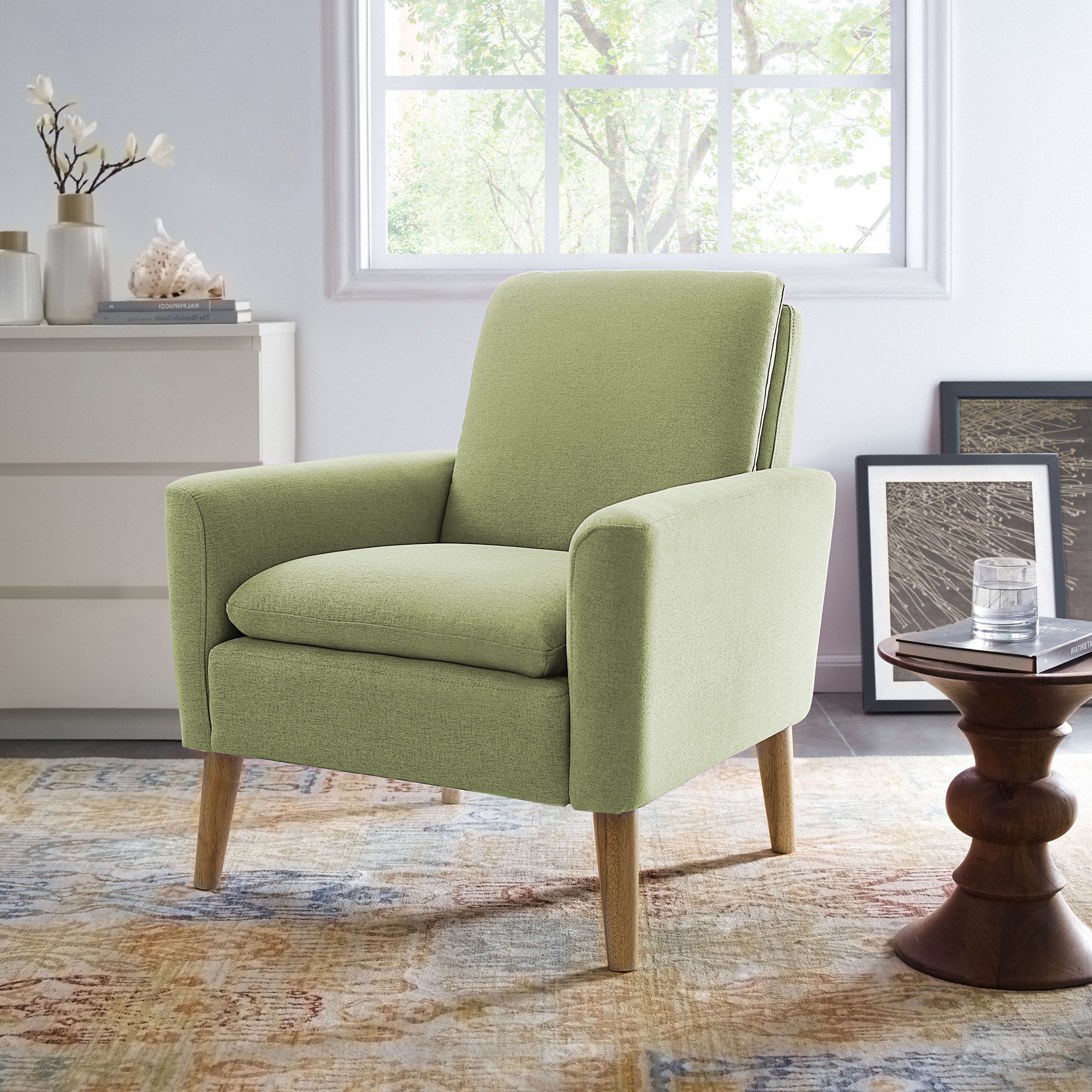 Kenley Armchair Pertaining To Hiltz Armchairs (View 7 of 15)