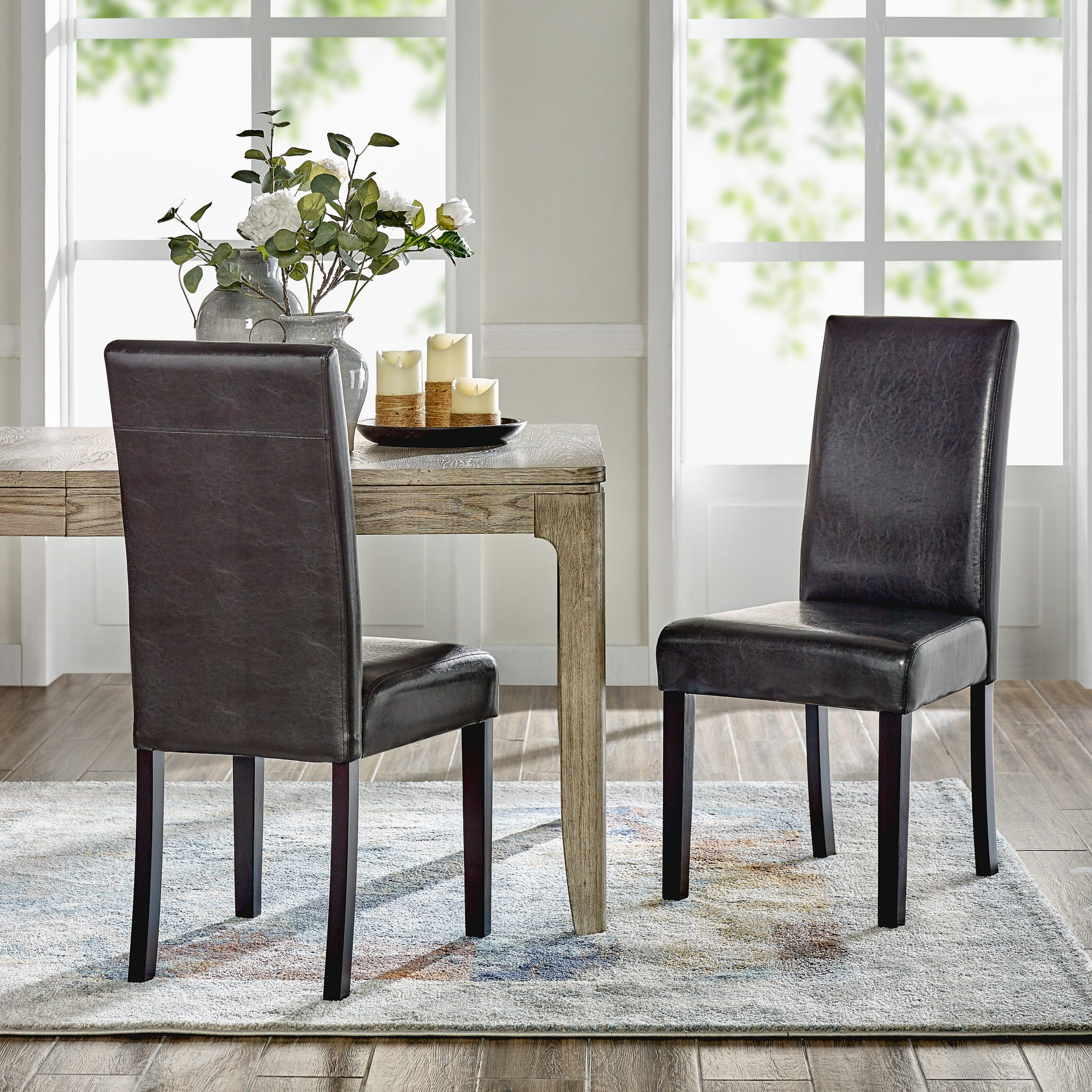 Kitchen & Dining Chairs You'Ll Love In 2021 | Wayfair Pertaining To Madison Avenue Tufted Cotton Upholstered Dining Chairs (Set Of 2) (View 13 of 15)