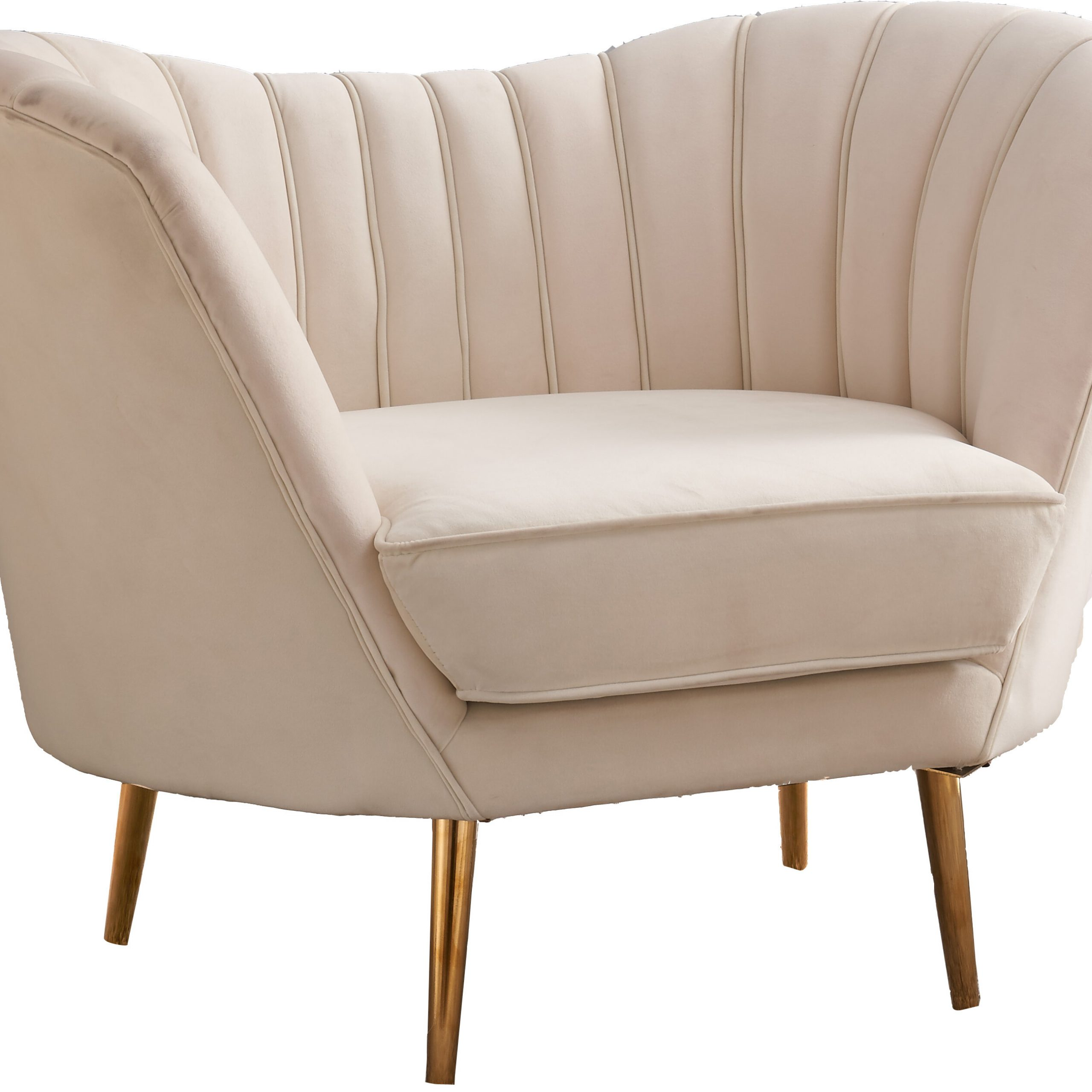 Koger Barrel Chair With Regard To Cohutta Armchairs (View 6 of 15)