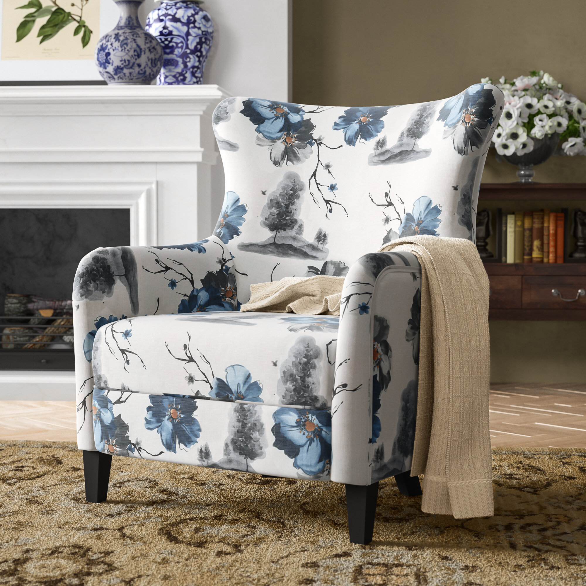 Featured Image of Leia Polyester Armchairs