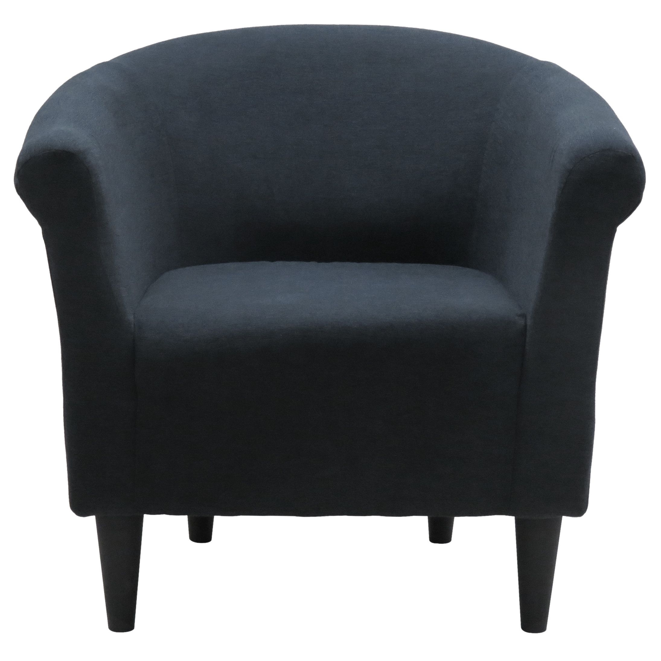 Liam Barrel Chair | Barrel Chair, Chair, Furniture With Regard To Liam Faux Leather Barrel Chairs (View 4 of 15)